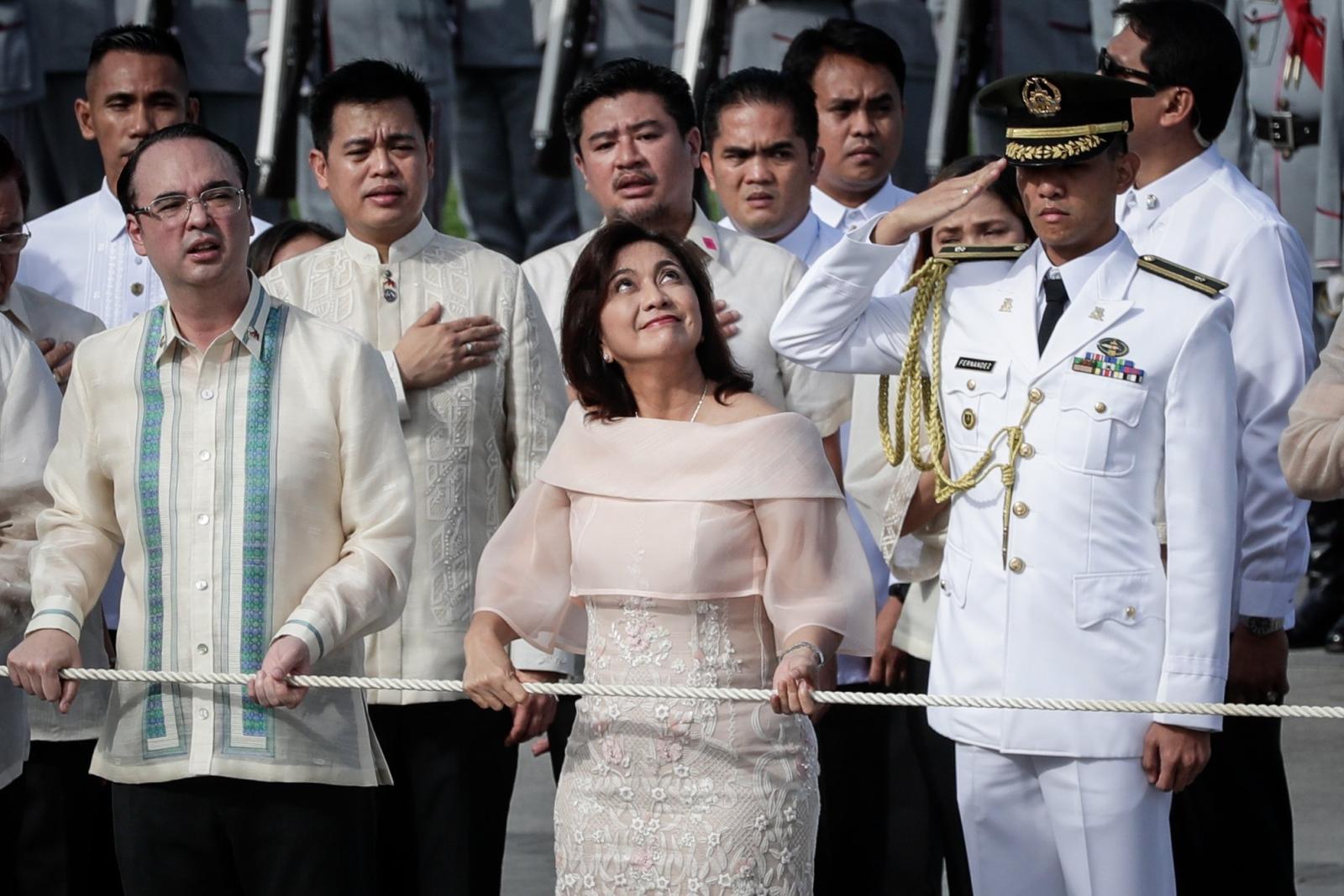 Filipiny: Dzień Niepodległości. fot. EPA/MARK R. CRISTINO