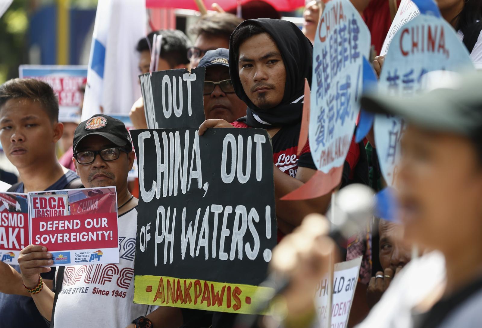 Filipiny: Dzień Niepodległości. fot. EPA/ROLEX DELA PENA