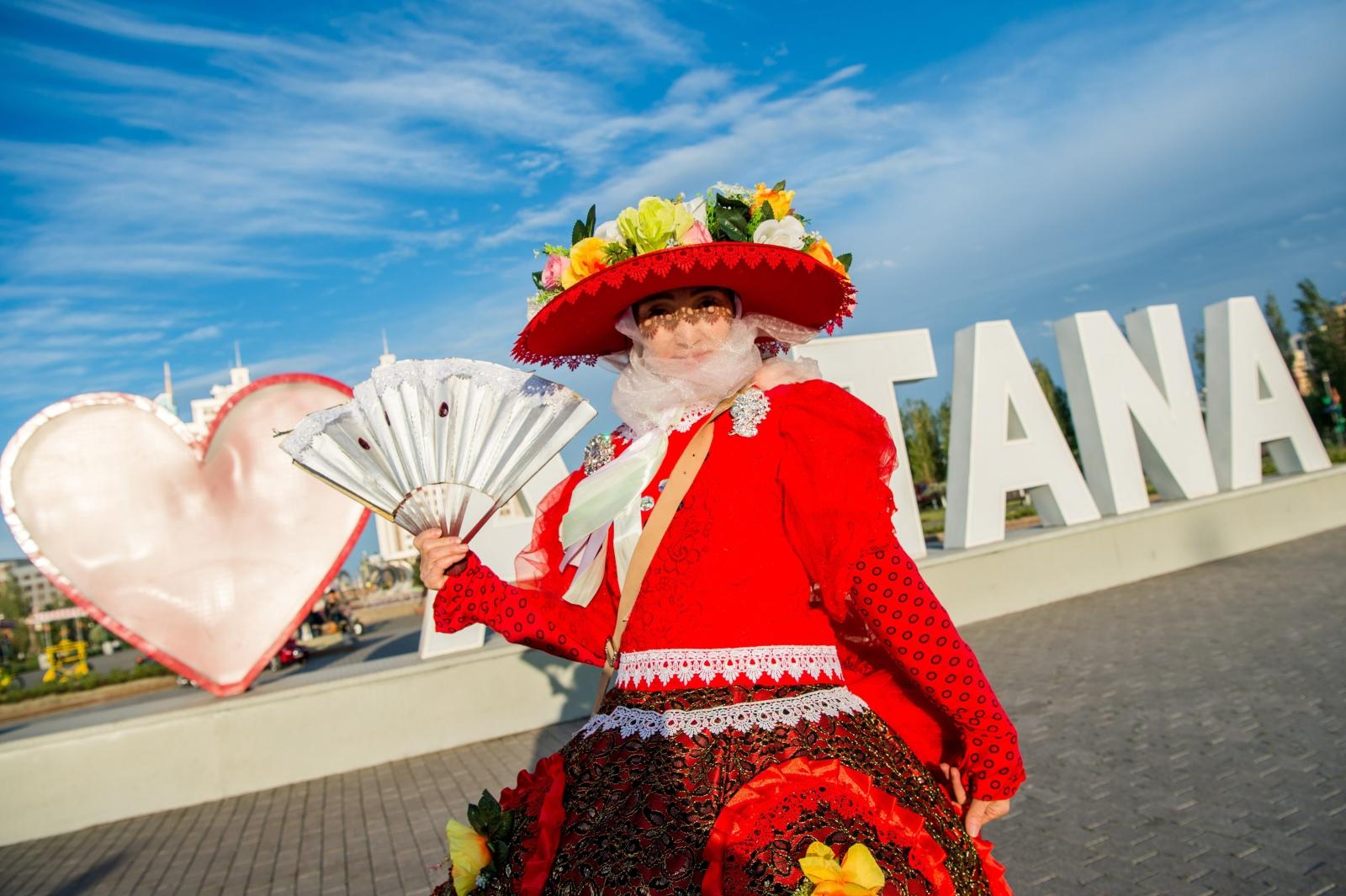 Astana, Kazachstan, otwarcie EXPO 2017, fot: PAP/EPA / Zoltan Balogh