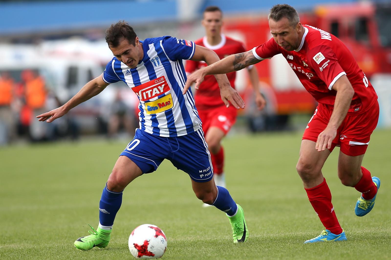 Inauguracja nowego sezonu Ekstraklasy. fot. PAP/Marcin Bednarski