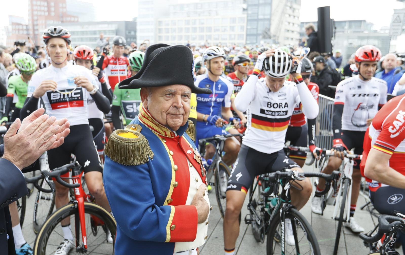 Tour de France w Niemczech