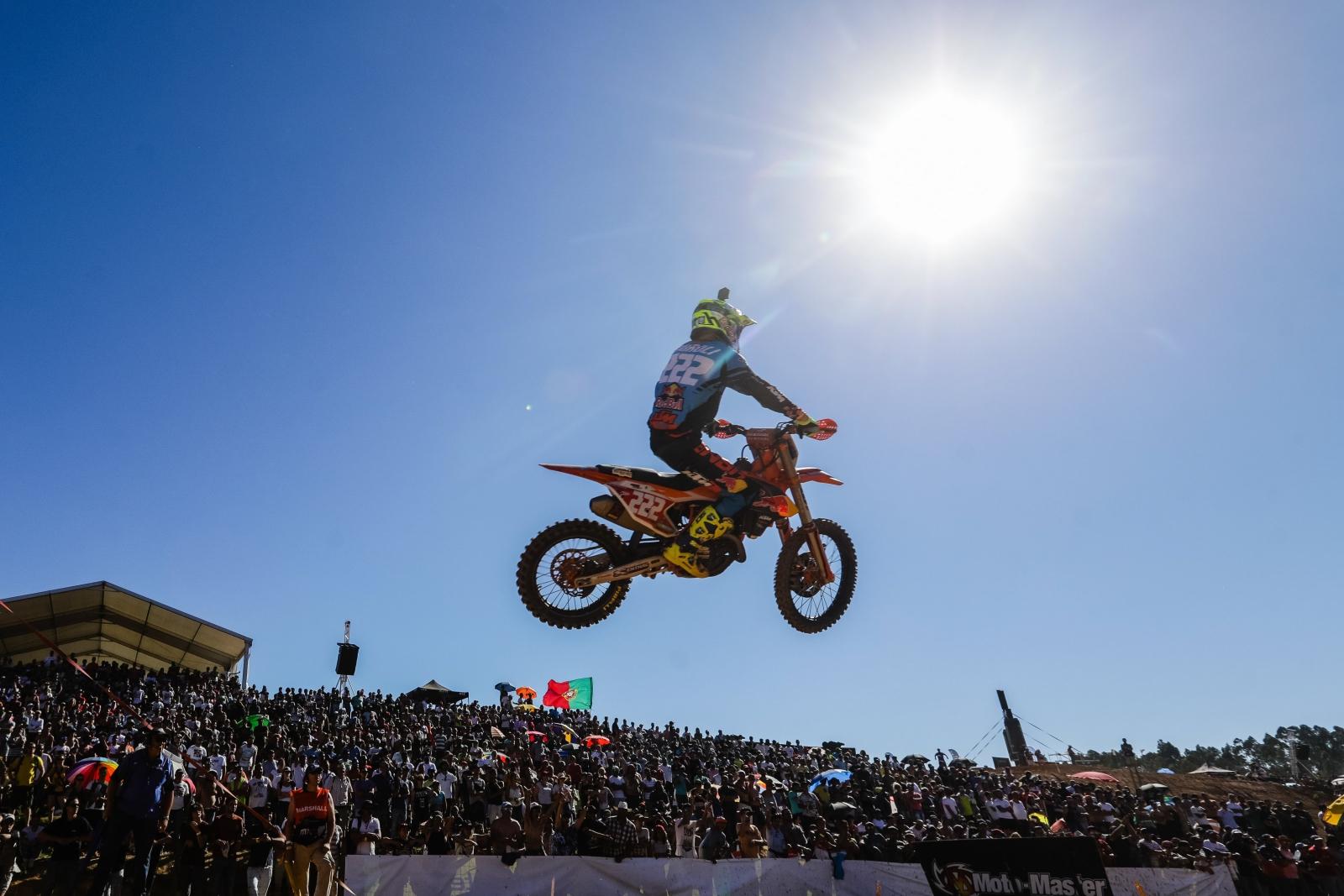 Motocross MXGP Grand Prix w Portugalii