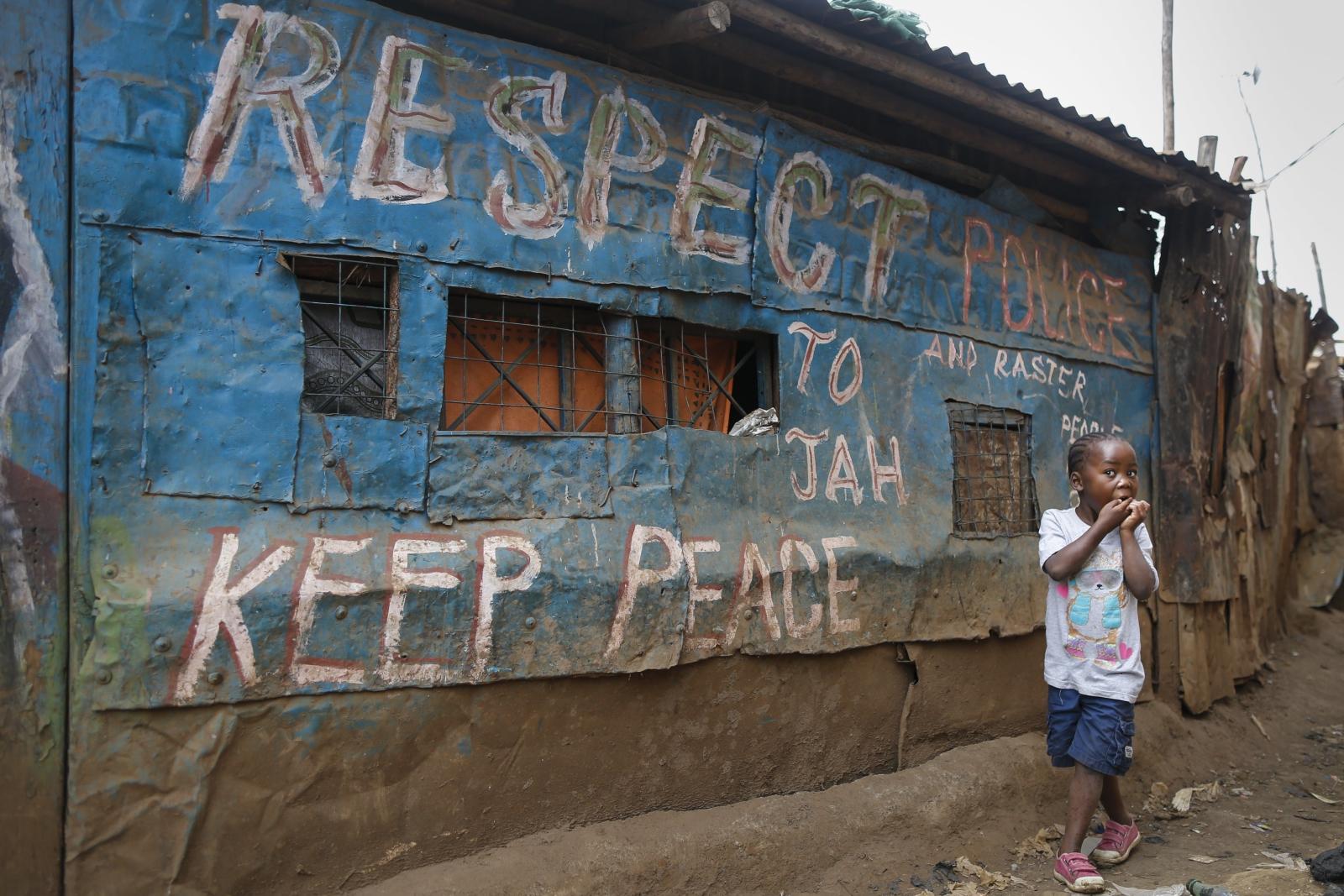 Przygotowania do wyborów w Kenii