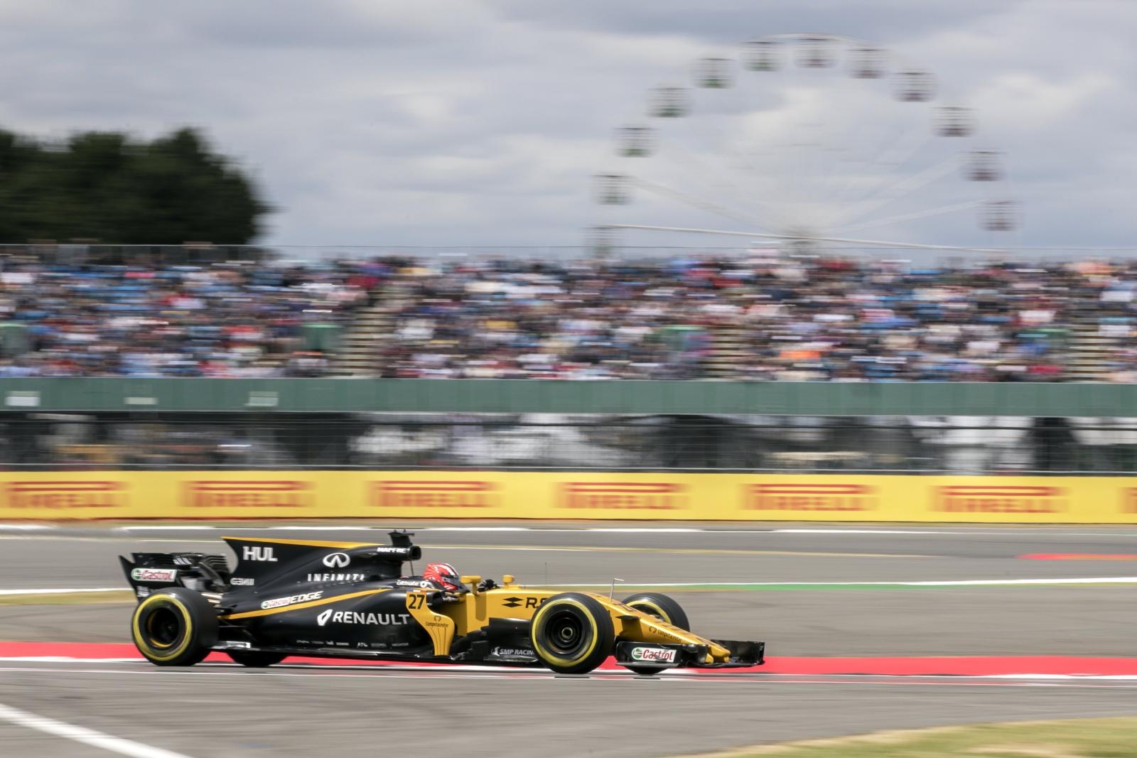 Formuła 1. Grand Prix Wielkiej Brytanii. fot. EPA/VALDRIN XHEMAJ