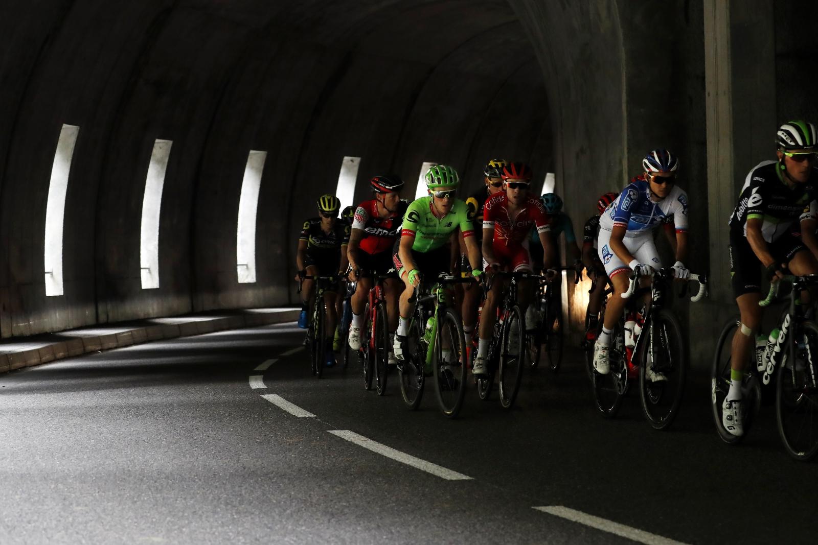 Tour De France, pomiędzy Briancon i Izoard we Francji