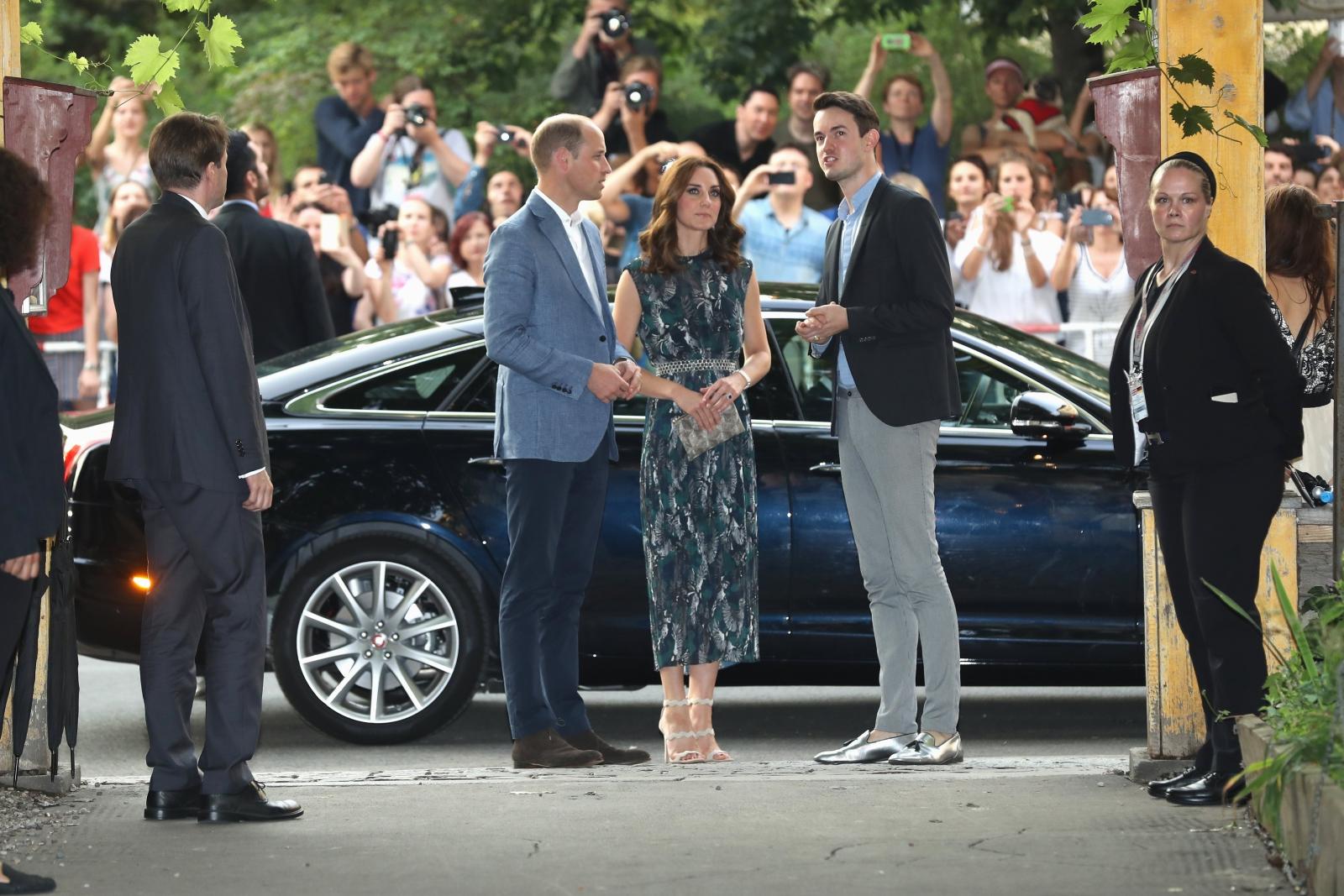 Para książęca w Niemczech