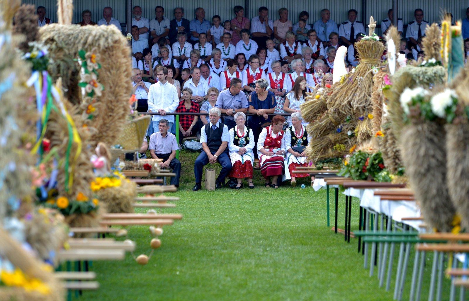 Dożynki Archidiecezji przemyskiej, Długie, Polska