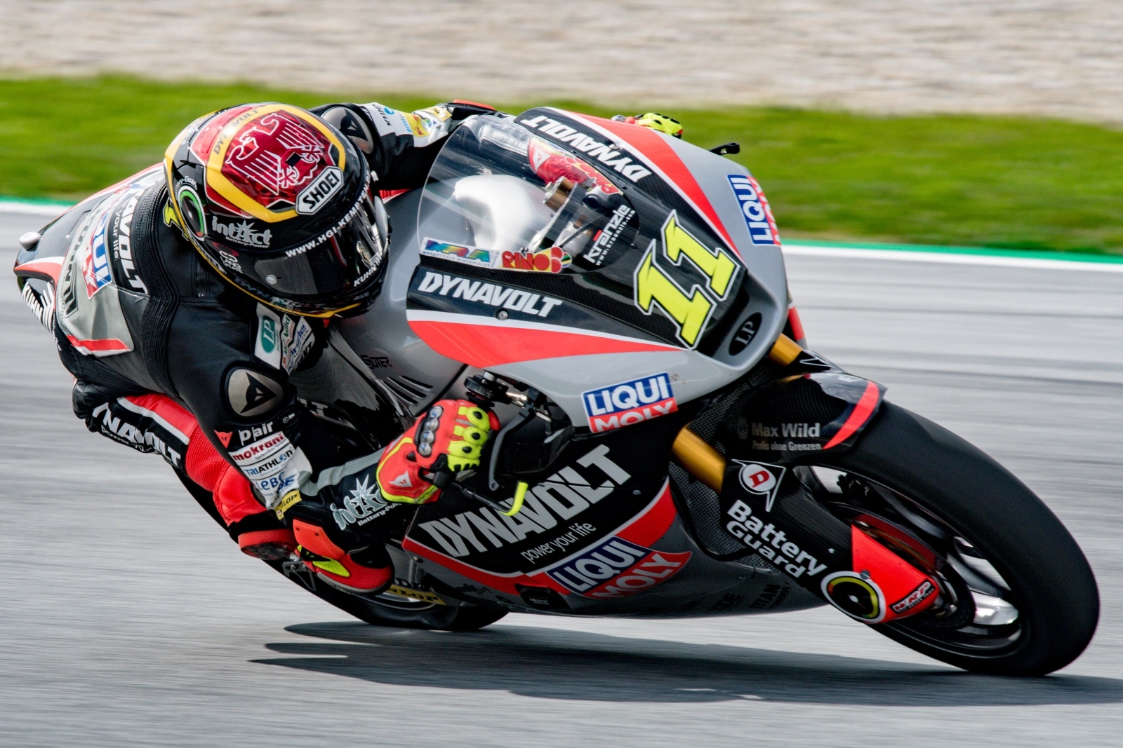 Motocyklowe Grand Prix Austrii   EPA/CHRISTIAN BRUNA