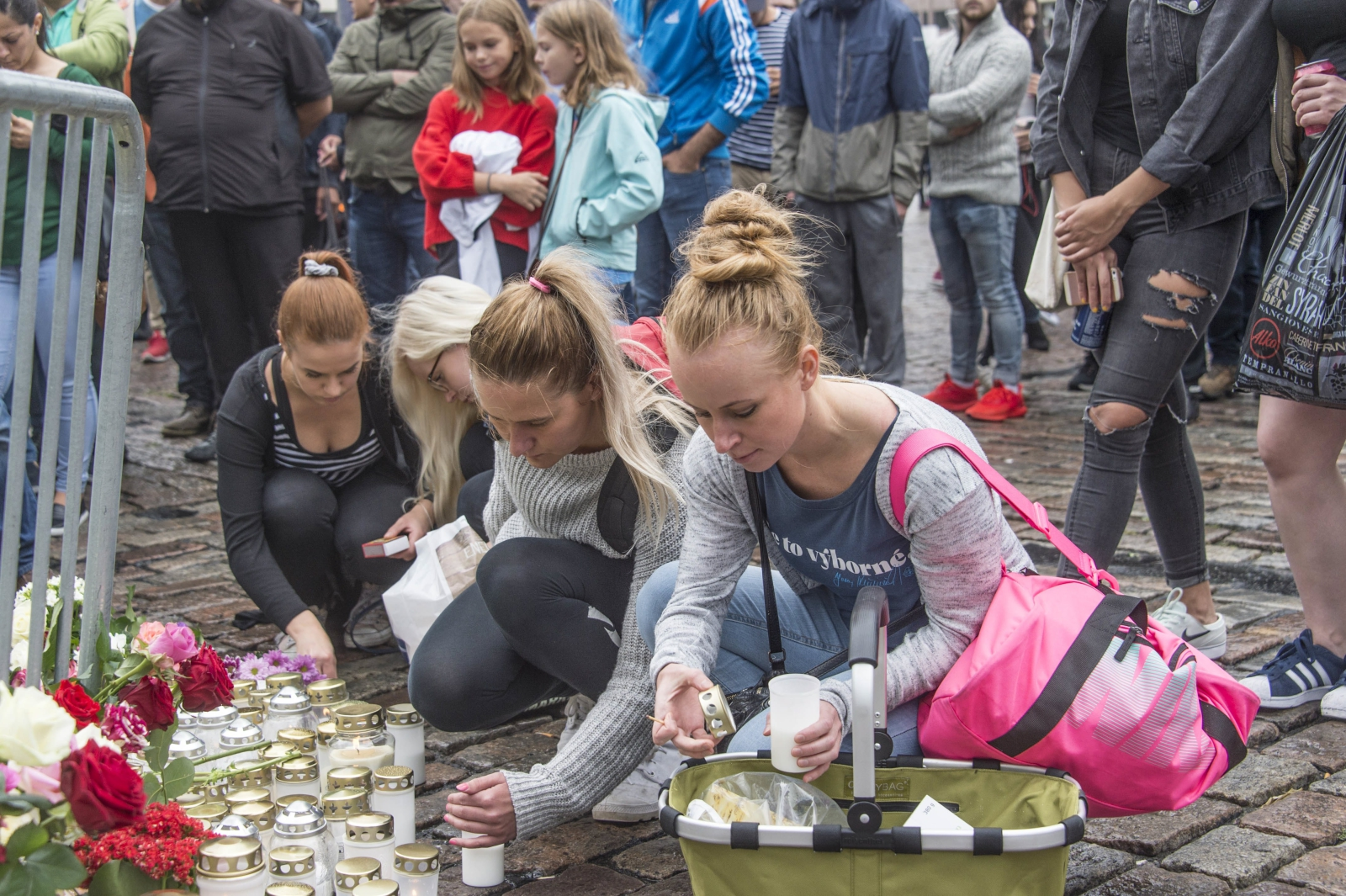 Po atakach w Turku, Finlandia