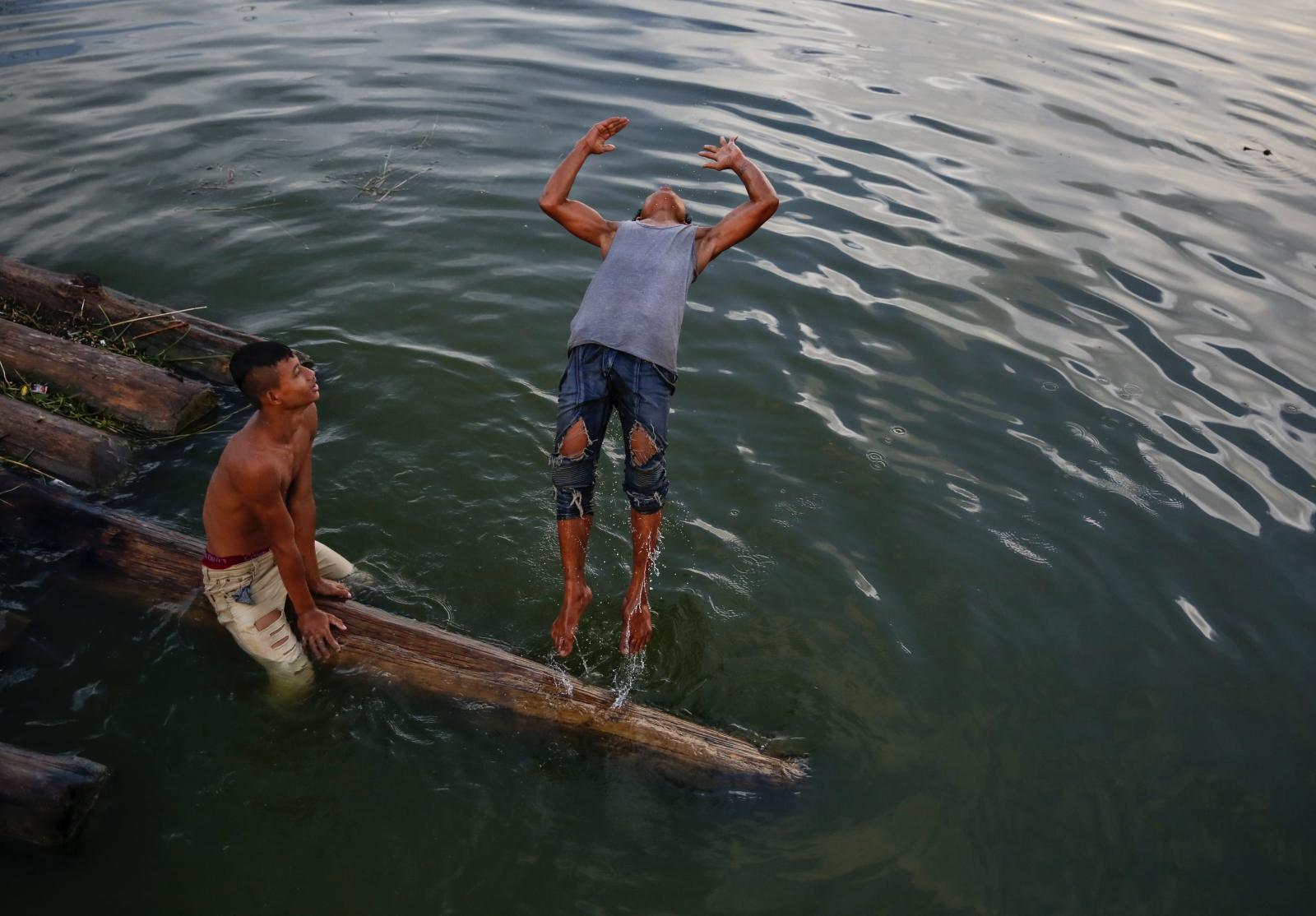 Upały w Myanmar, Birma