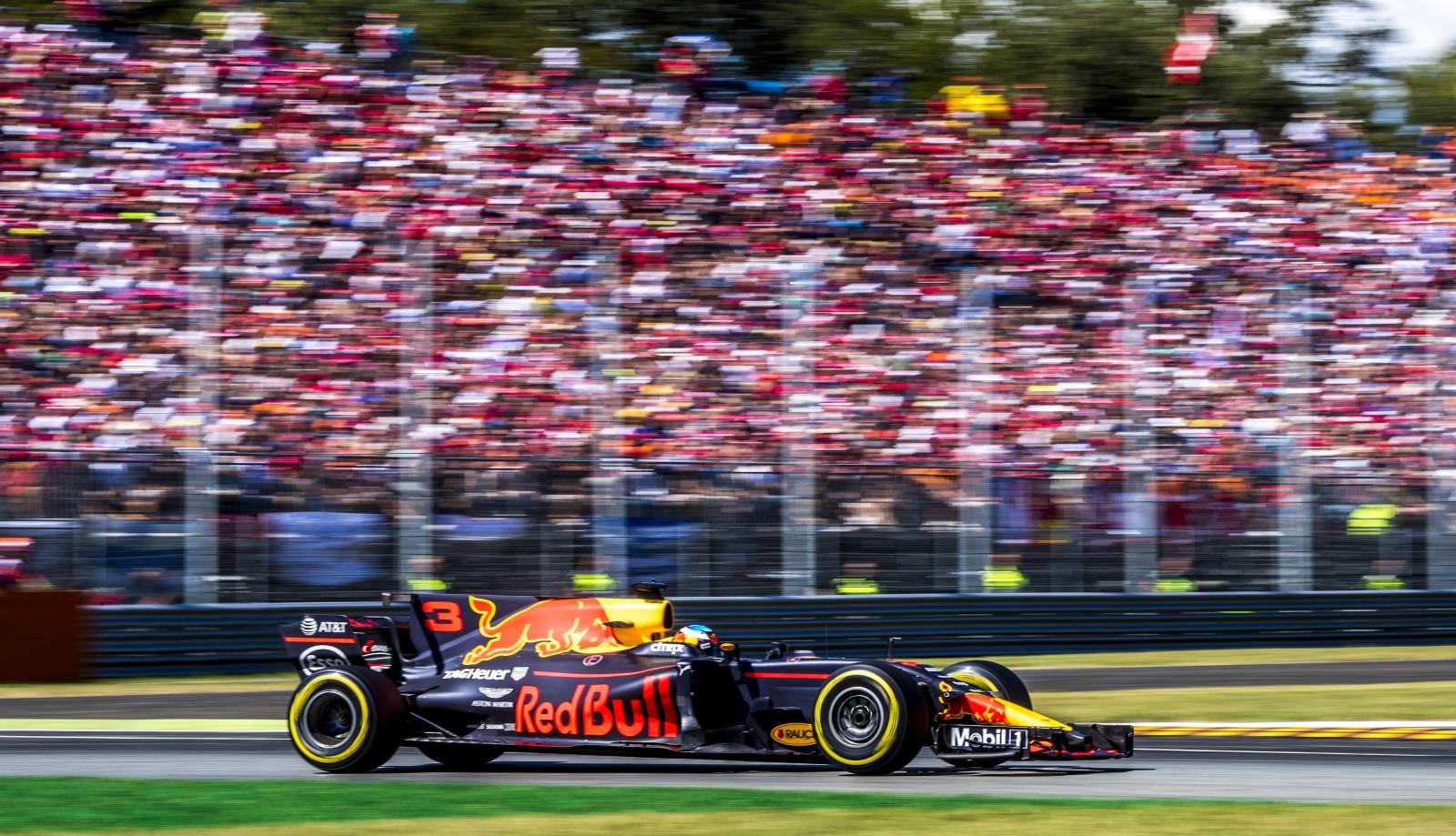 Formuła 1, Grand Prix Włoch EPA/SRDJAN SUKI