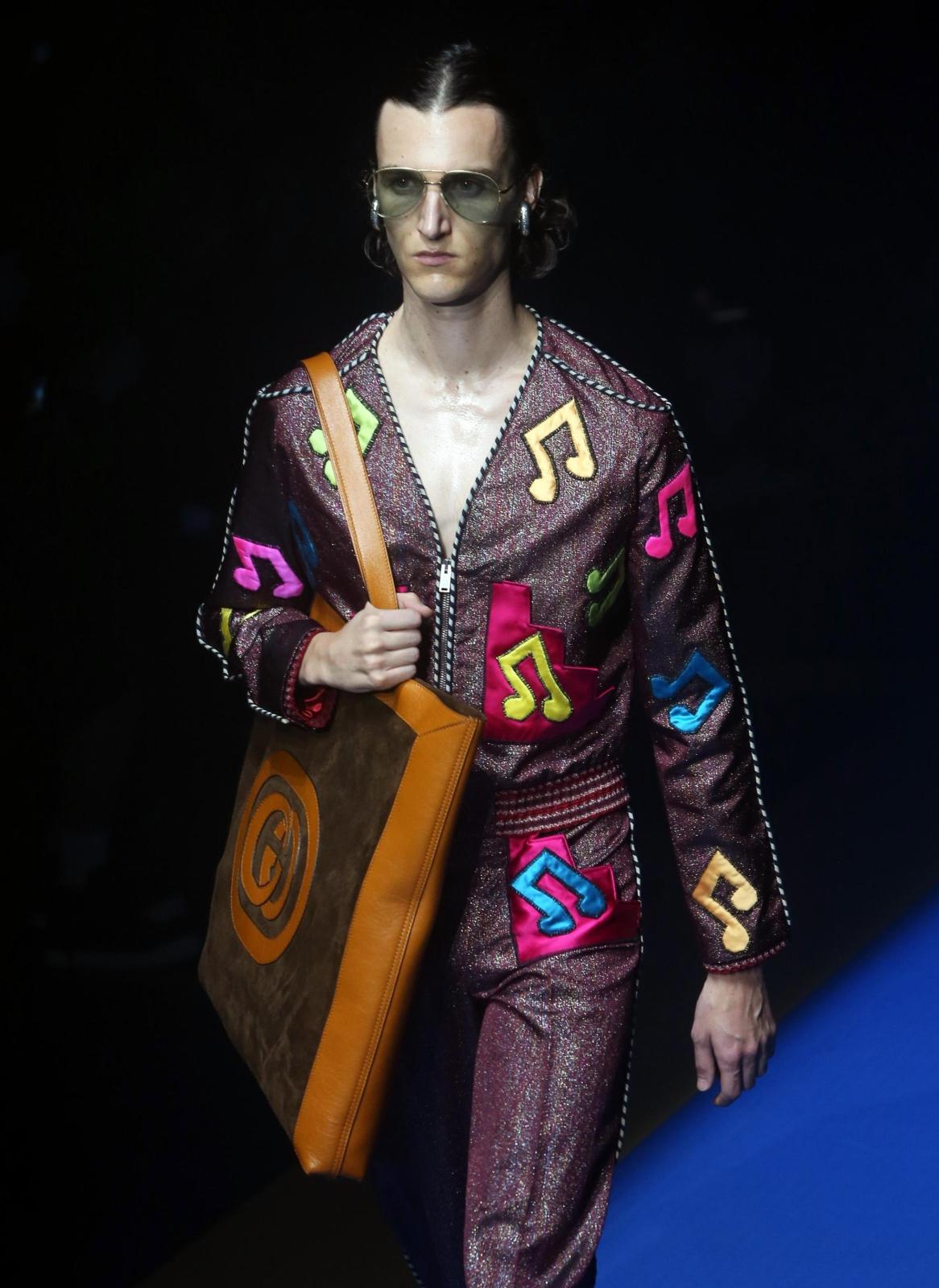 Mediolan Fashion Week, EPA/MATTEO BAZZI