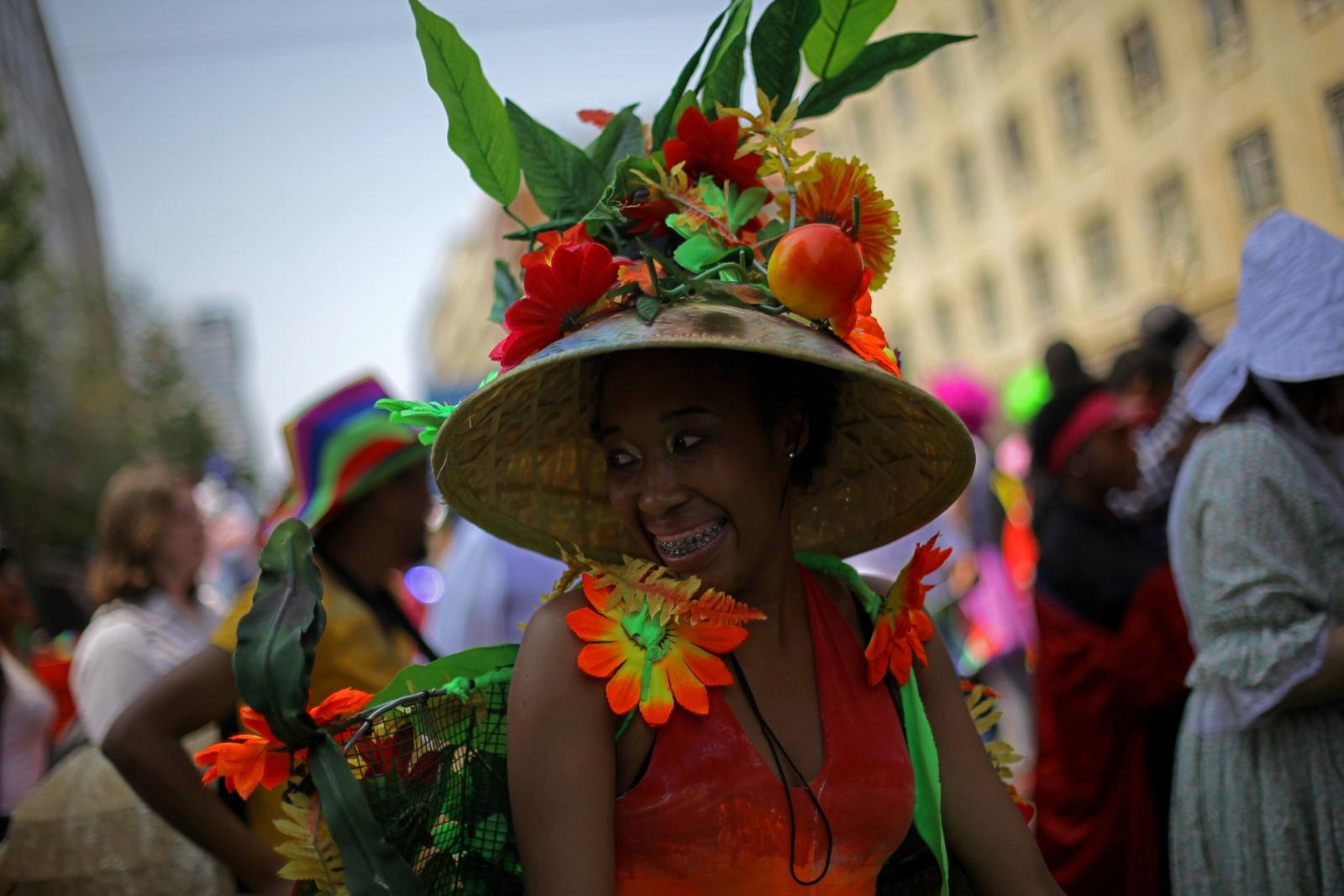 Karnawał na ulicach Pretorii, Republika Południowej Afryki