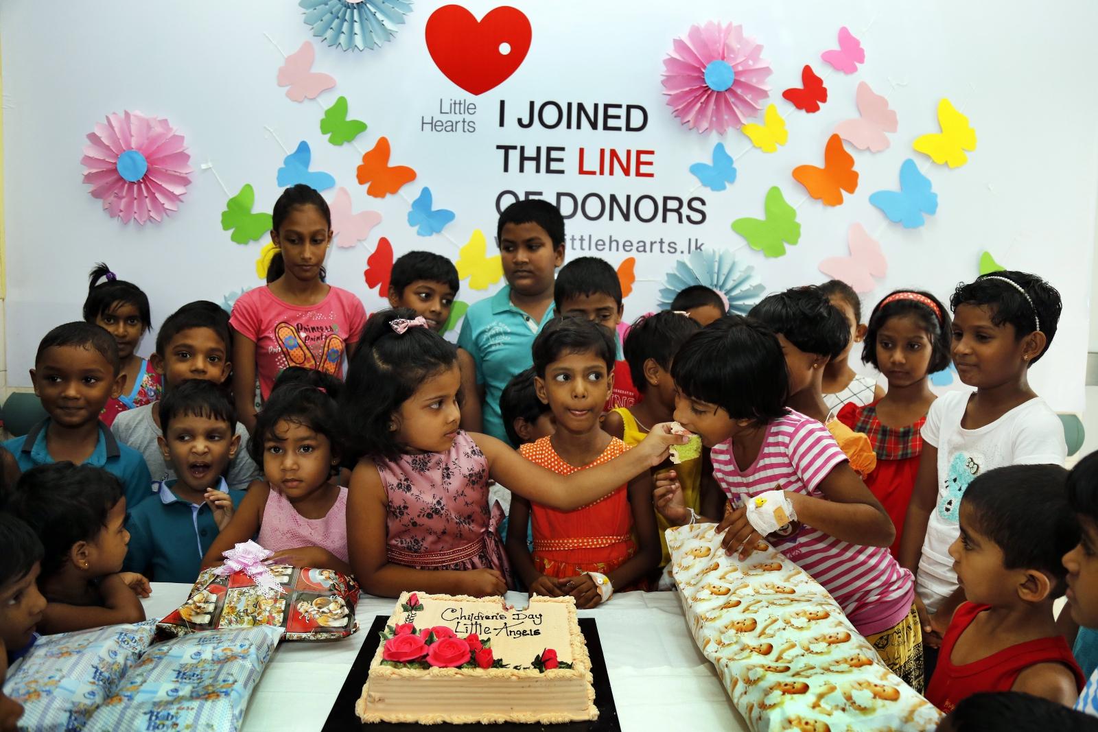 Dzień Dziecka na Sri Lance