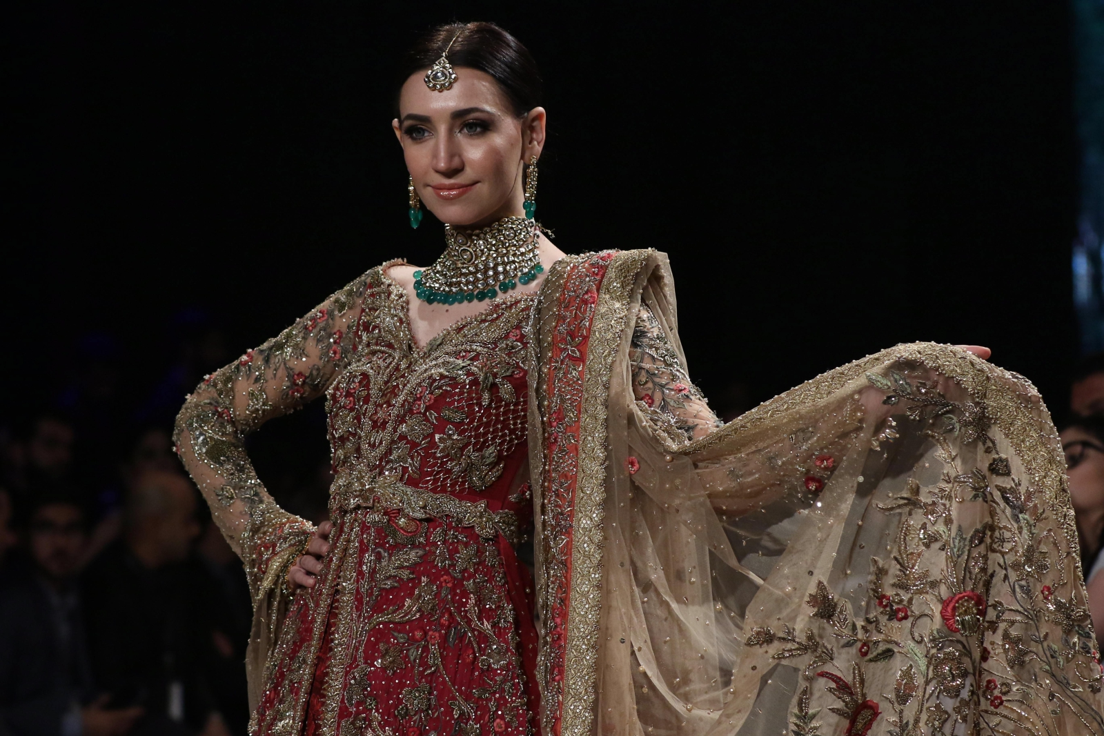 Pakistan Fashion Week EPA/RAHAT DAR
