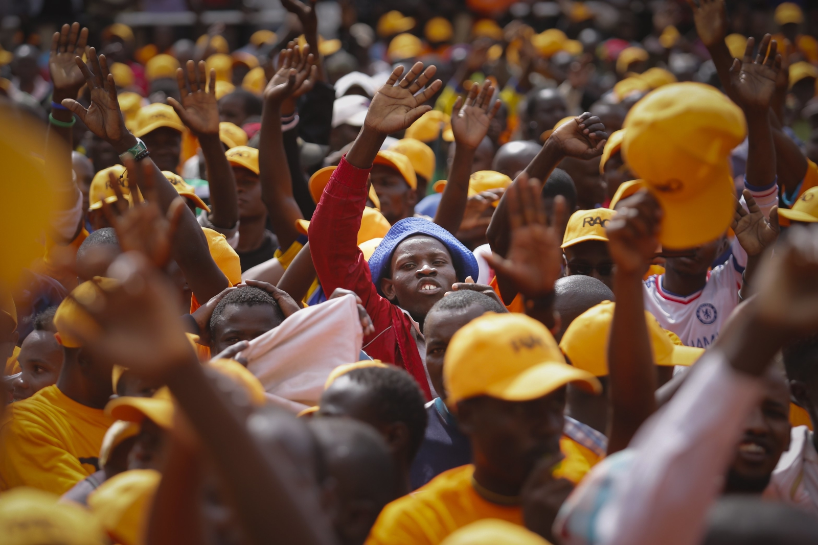 Wybory w Kenii (Nairobi)