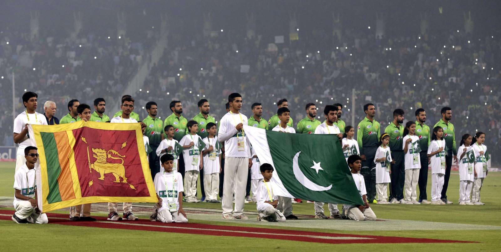 Mistrzostwa w Krykiecie, Pakistan