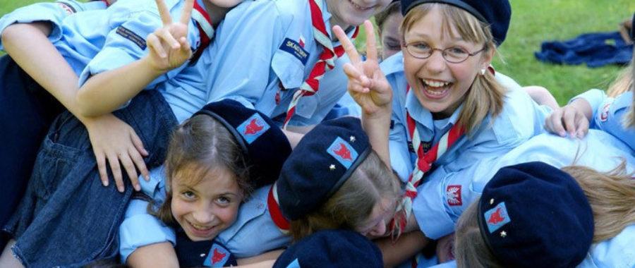 Skauci Europy w Sanktuarium Świętego Krzyża