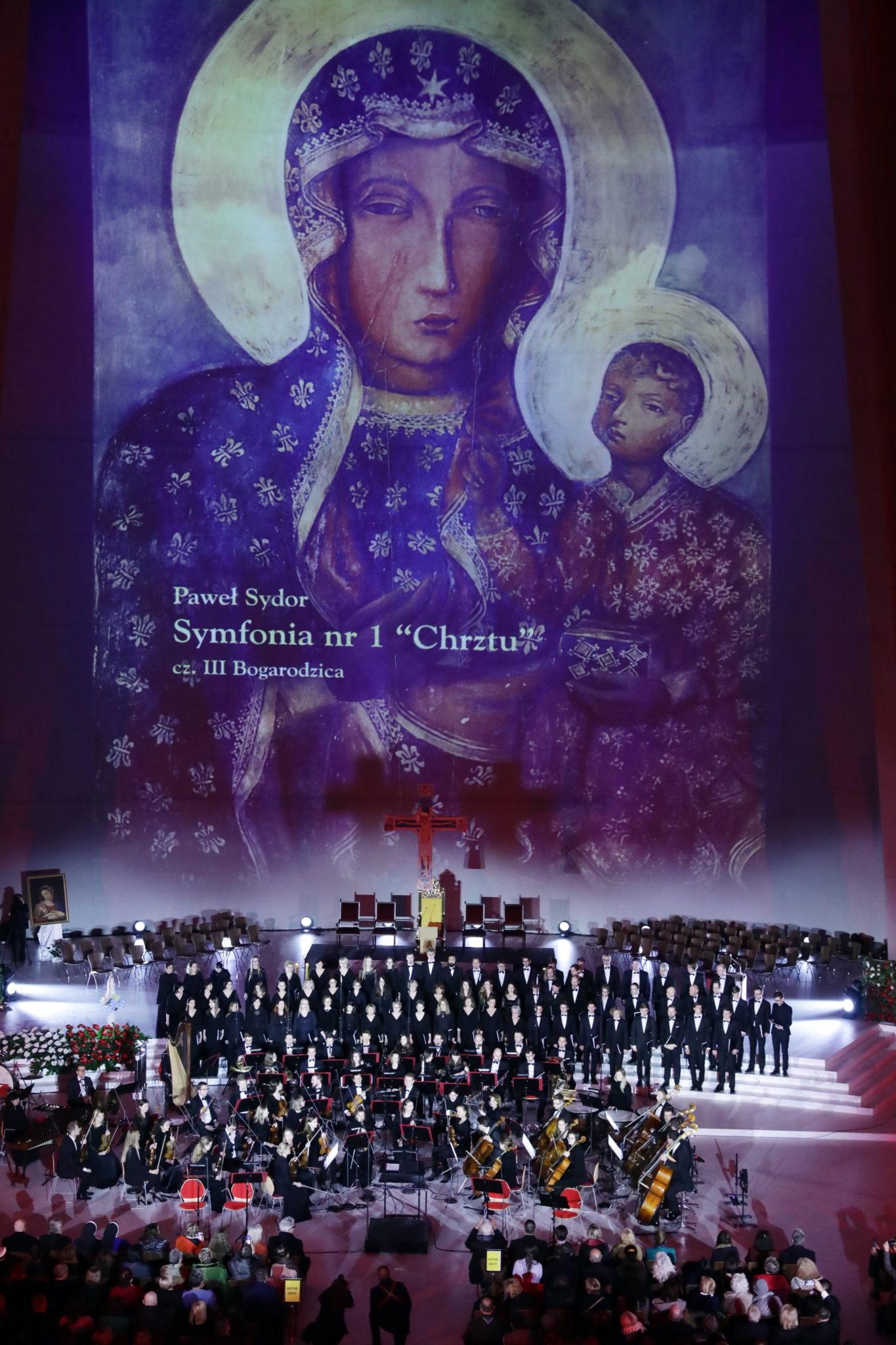 Koncert w Świątyni Opatrzności Bożej