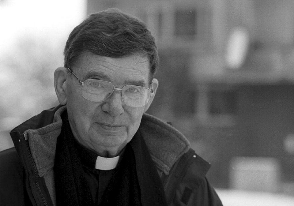 15.01. - Ks. Mieczysław Maliński, duchowny i pisarz, publicysta, wieloletni przyjaciel Jana Pawła II.