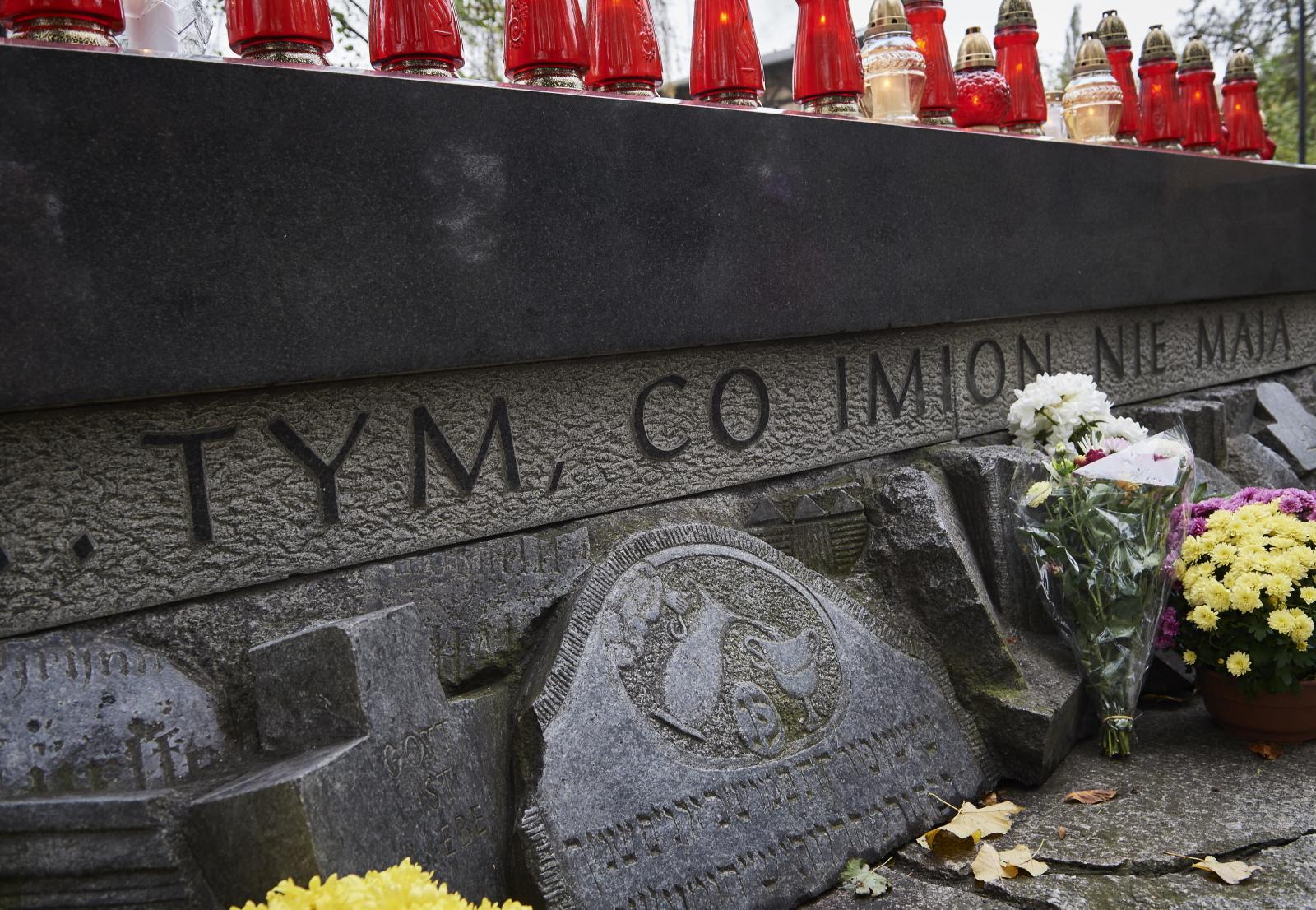 Gdańsk, Cmentarz Nieistniejących Cmentarzy PAP/Adam Warsawa