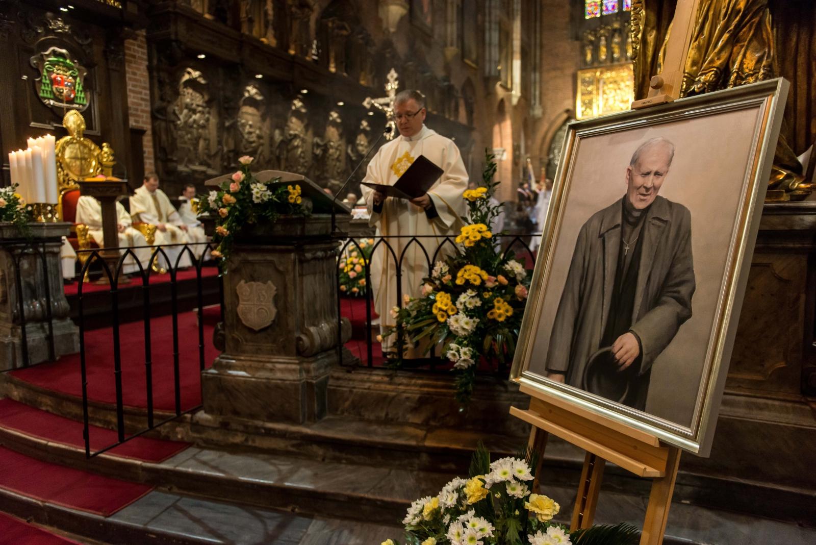 Proces beatyfikacyjny ks. Aleksandra Zienkiewicza