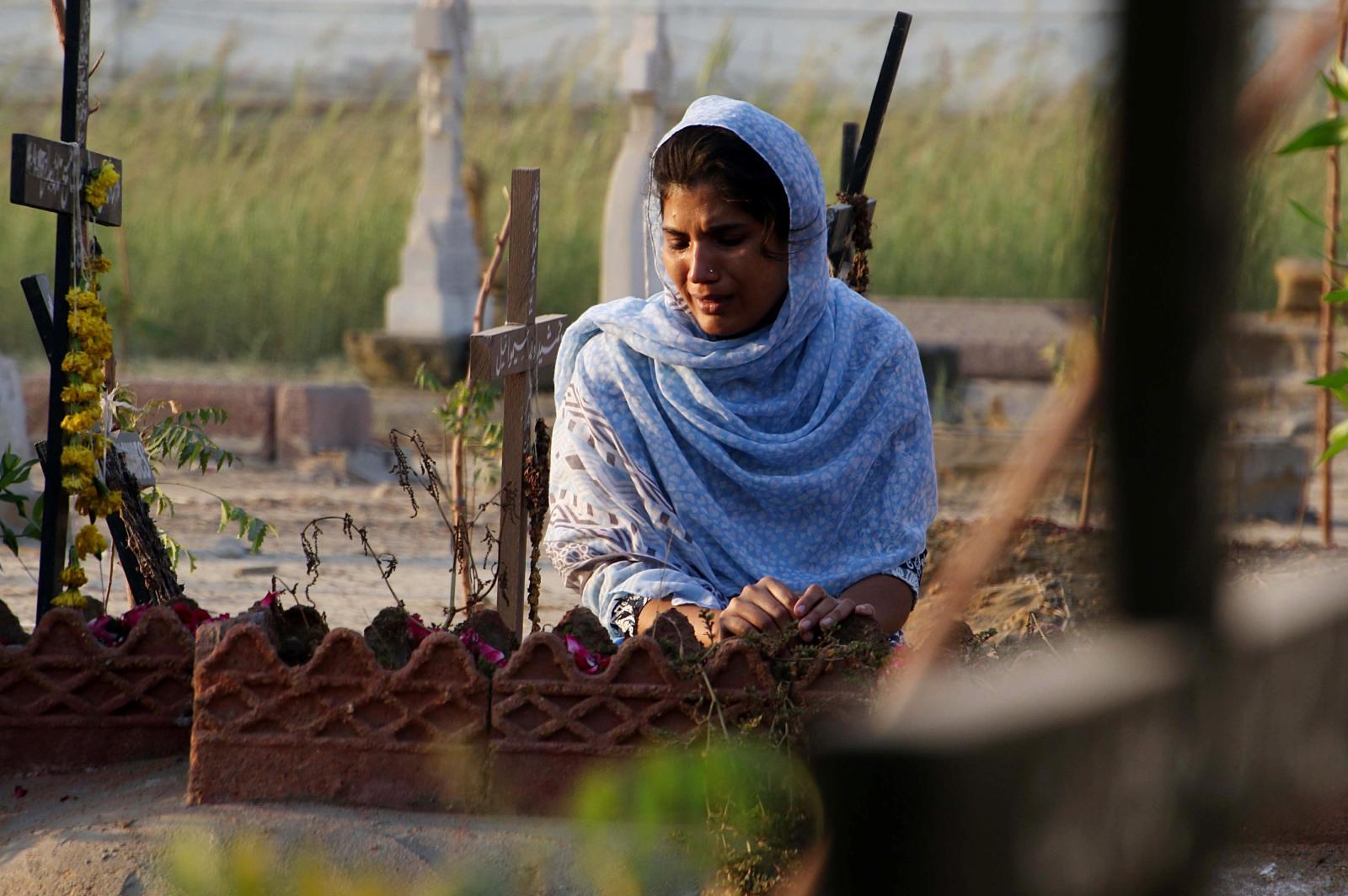 Pakistan  EPA/SHAHZAIB AKBER