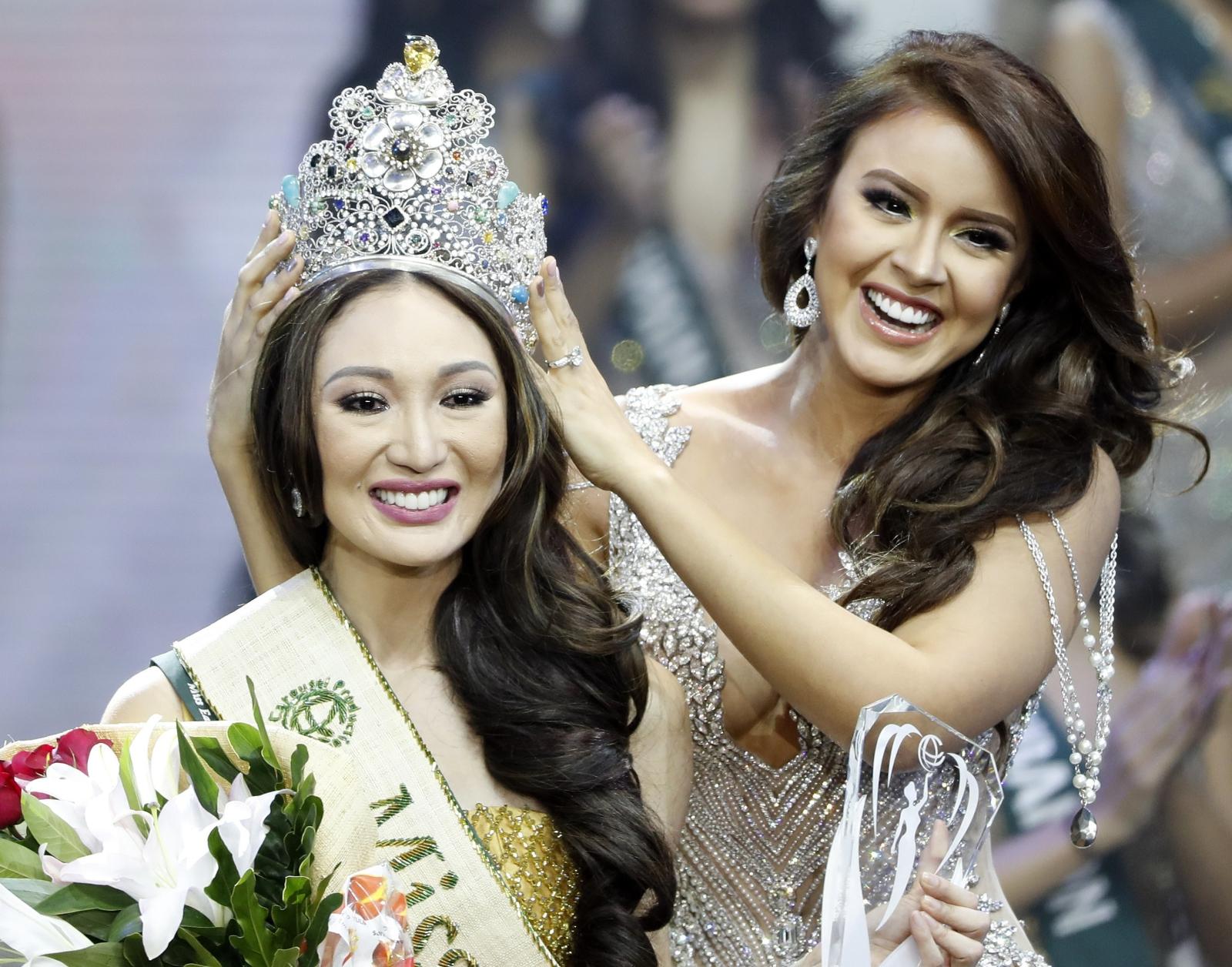 Miss Świata: Filipinka Karen Ibasco   EPA/FRANCIS R. MALASIG