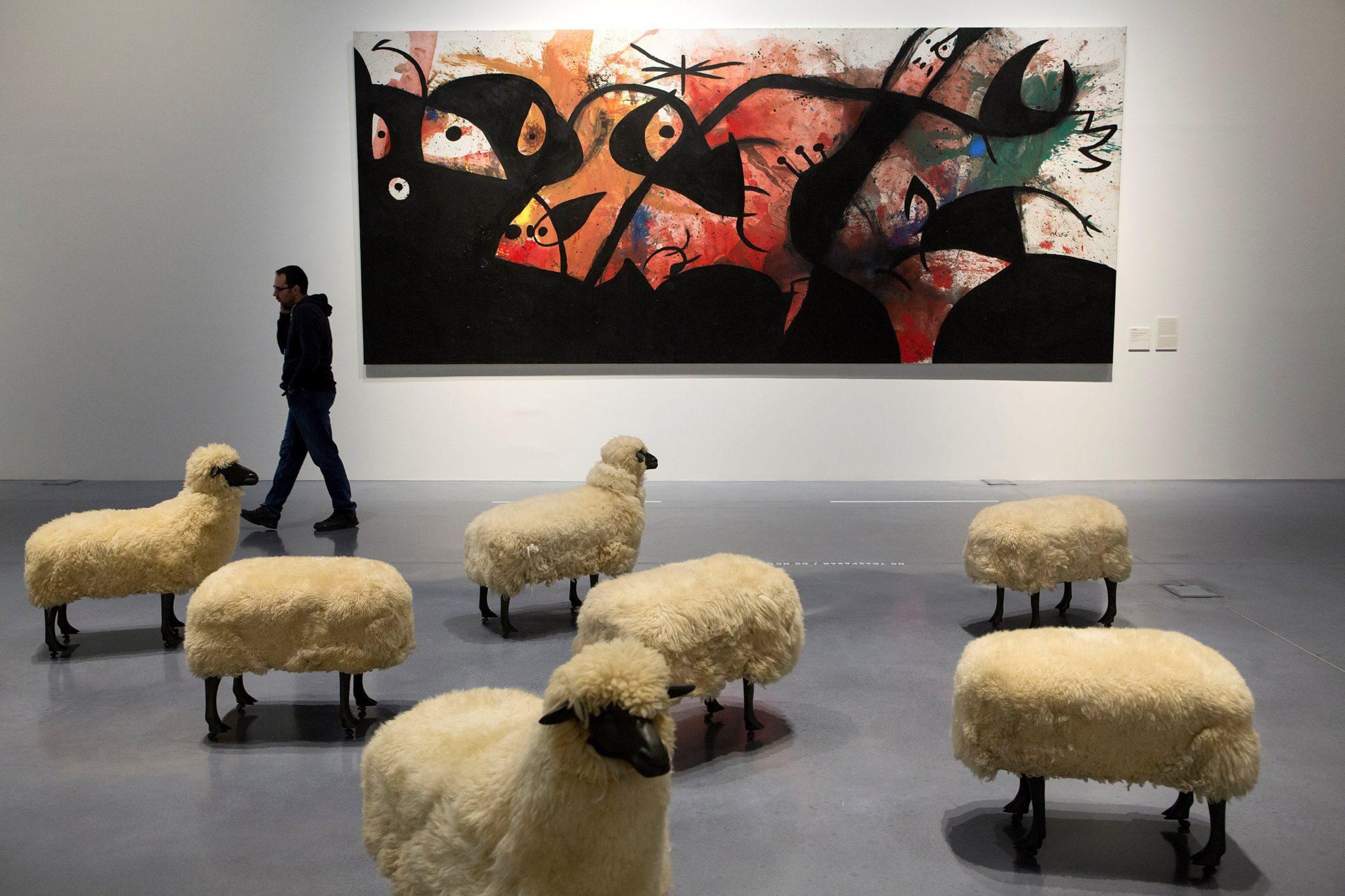 Wystawa w Maladze w Hiszpanii, fot: Daniel Perez, PAP