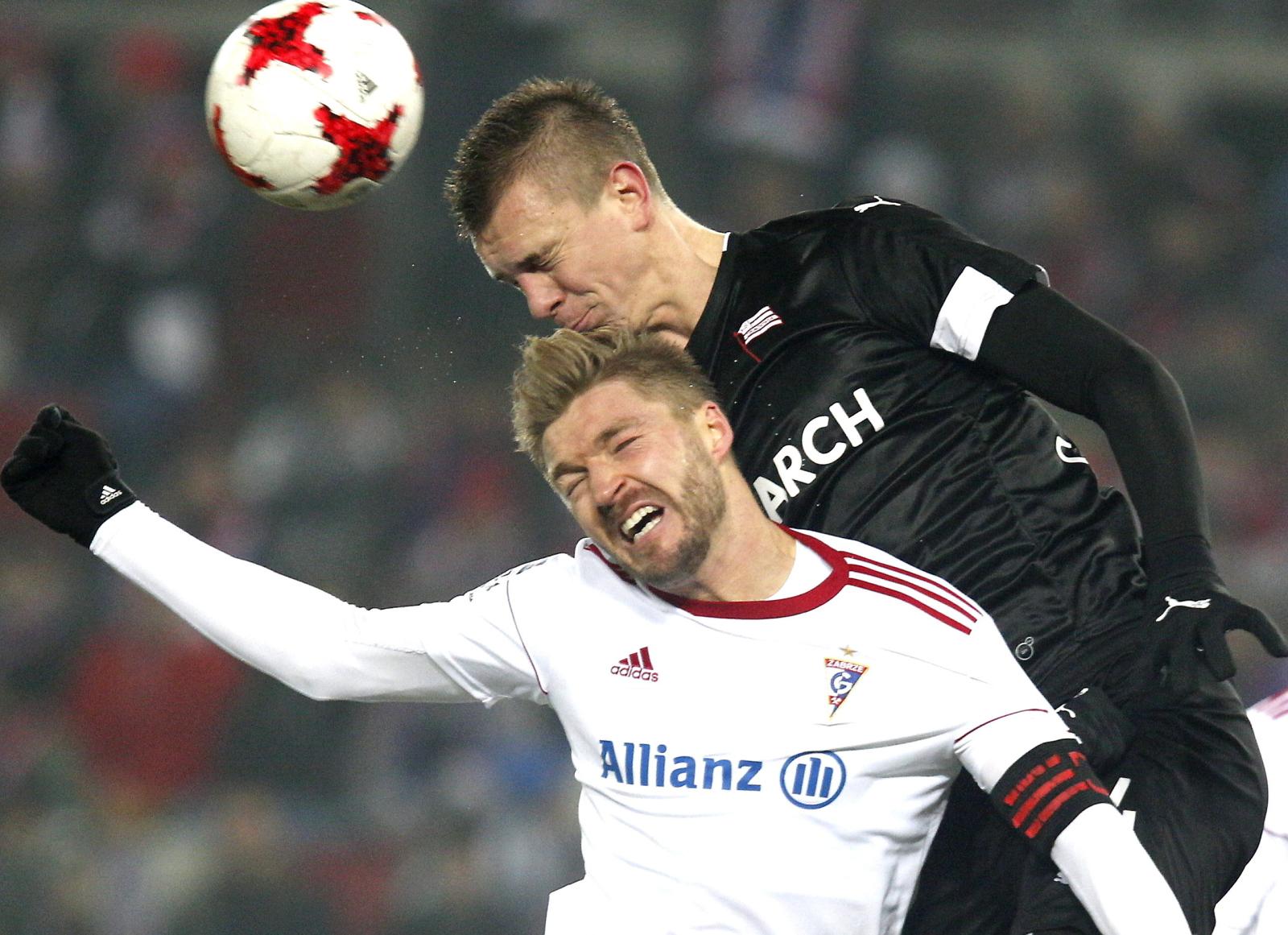 Ekstraklasa. Górnik Zabrze vs Cracovia. fot. PAP/Andrzej Grygiel