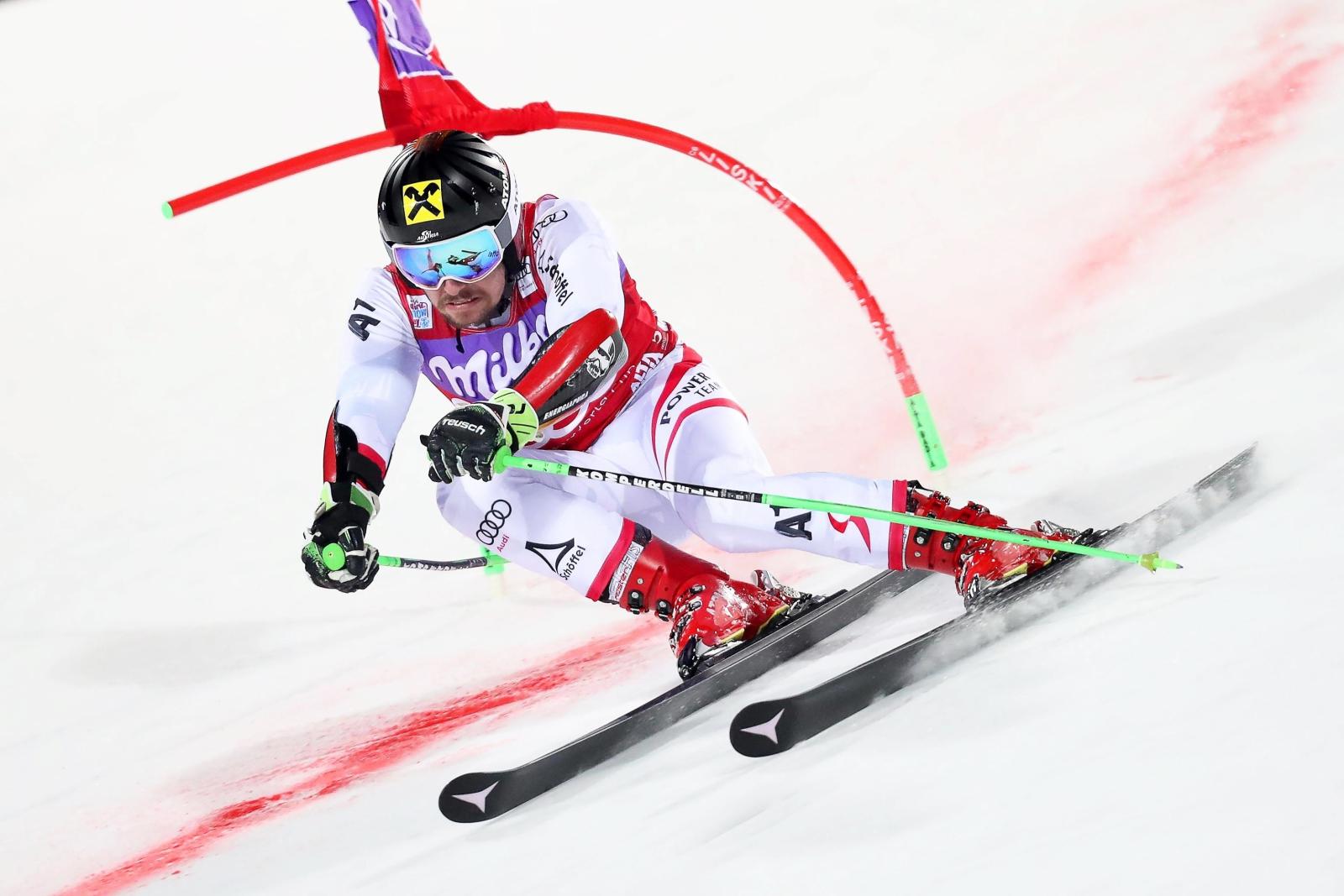 Zawody Pucharu Świata. fot. EPA/ANDREA SOLERO