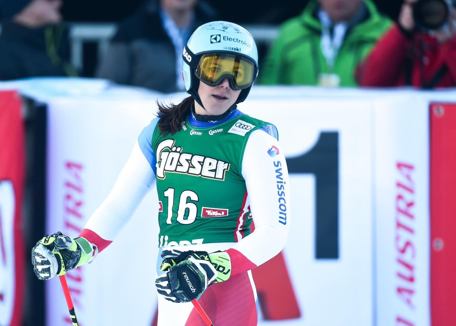 Mistrzostwa w narciarskim slalomie kobiet, Lienz, Austria
