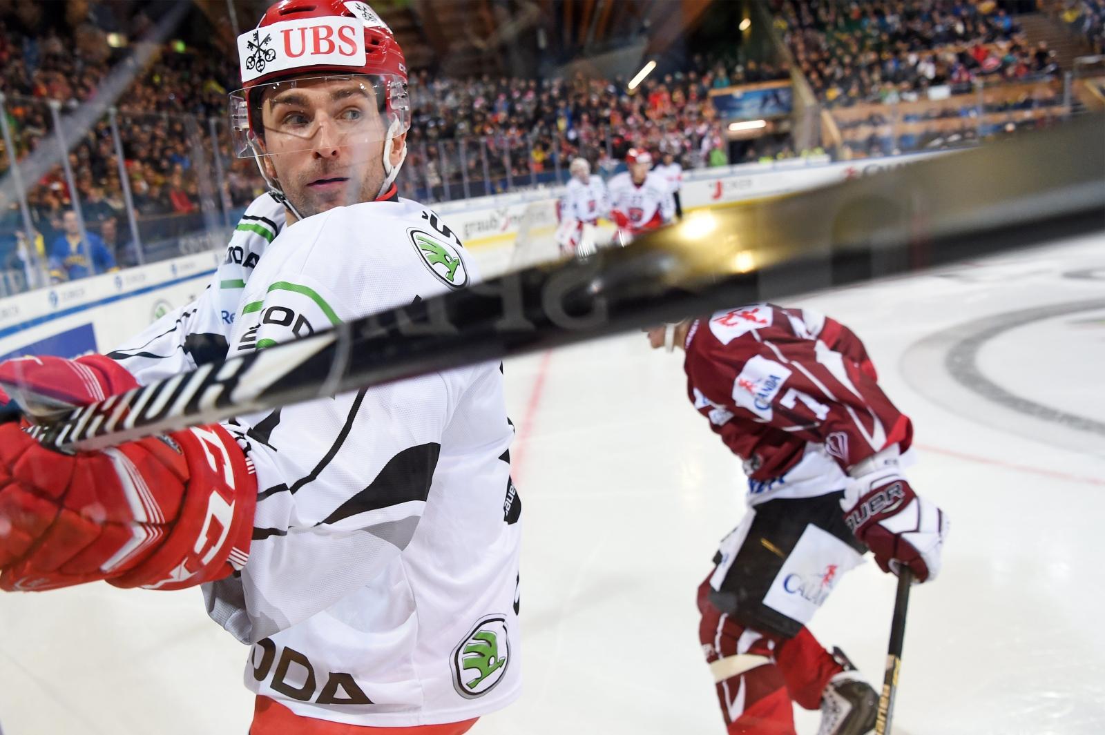 Mistrzostwa w hokeju lodowym, Davos, Szwajcaria