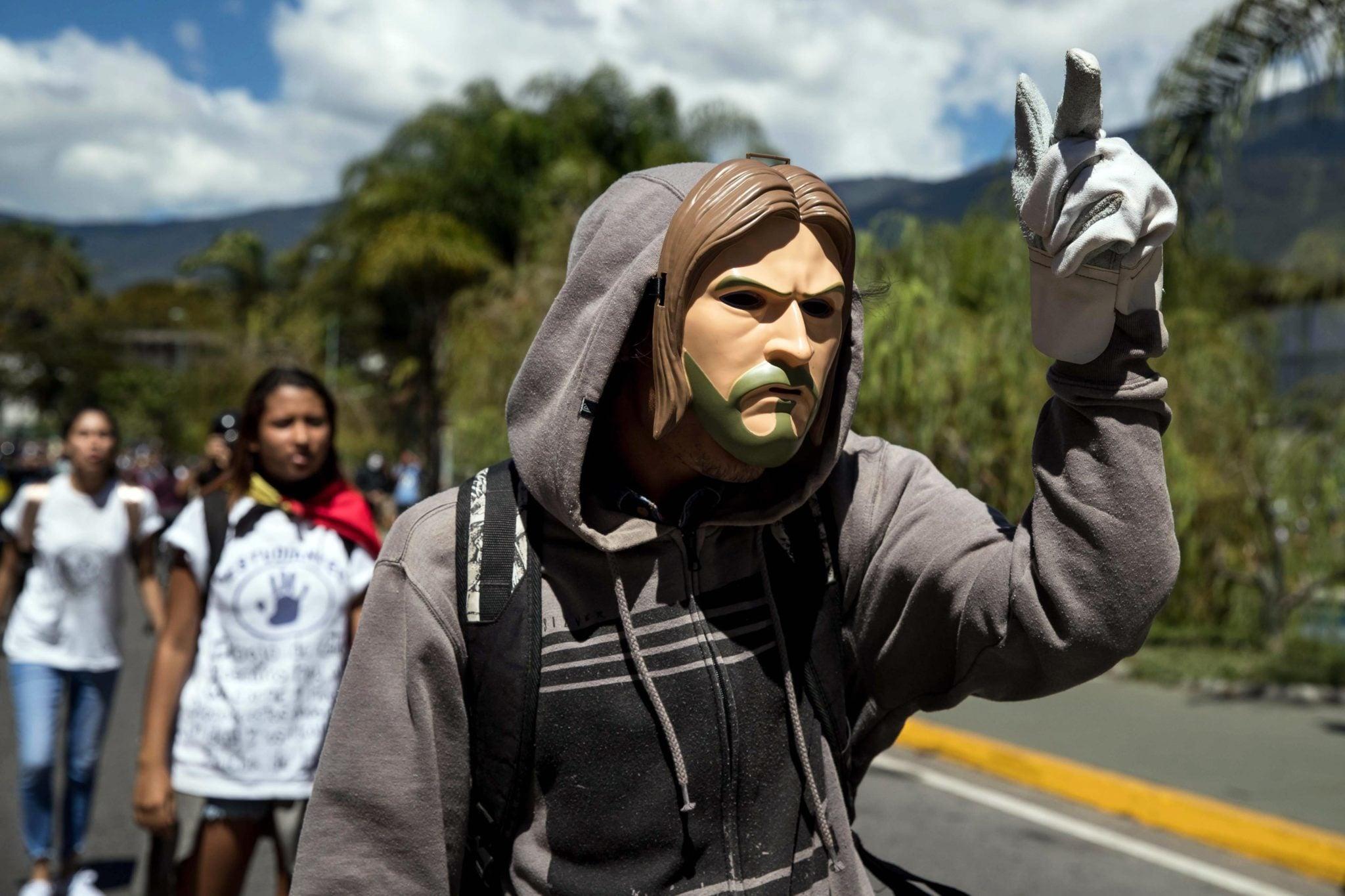 Wenezuela: Kościół katolicki w Wenezueli potępił i określił jako