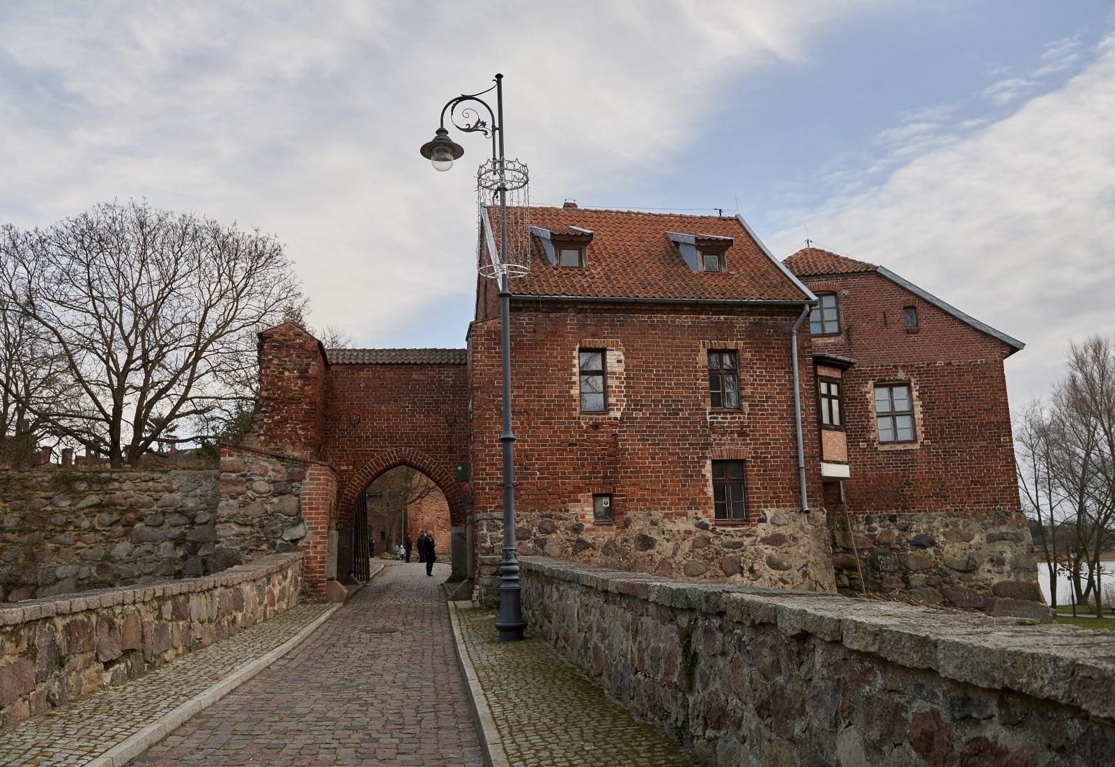 Na zamku w Sztumie utworzono oddział Muzeum Zamkowego w Malborku. PAP/Adam Warżawa