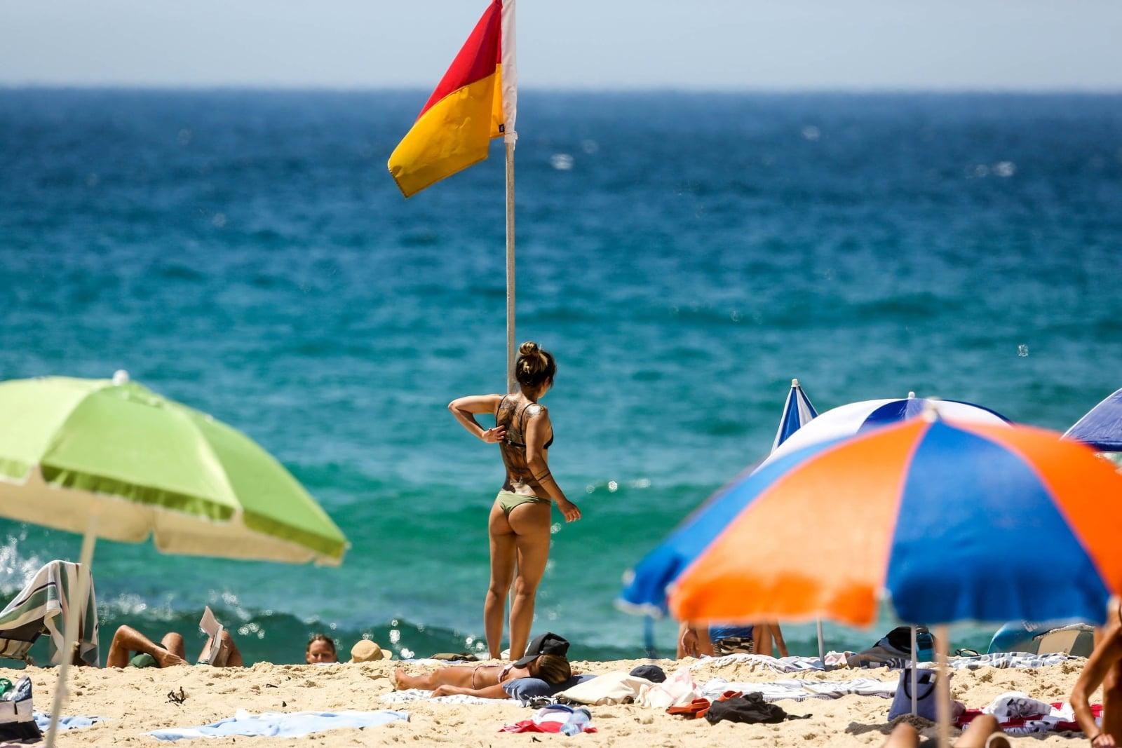 W Australii zanotowano najwyższa temperaturę od 1939 roku   EPA/GLENN CAMPBELL