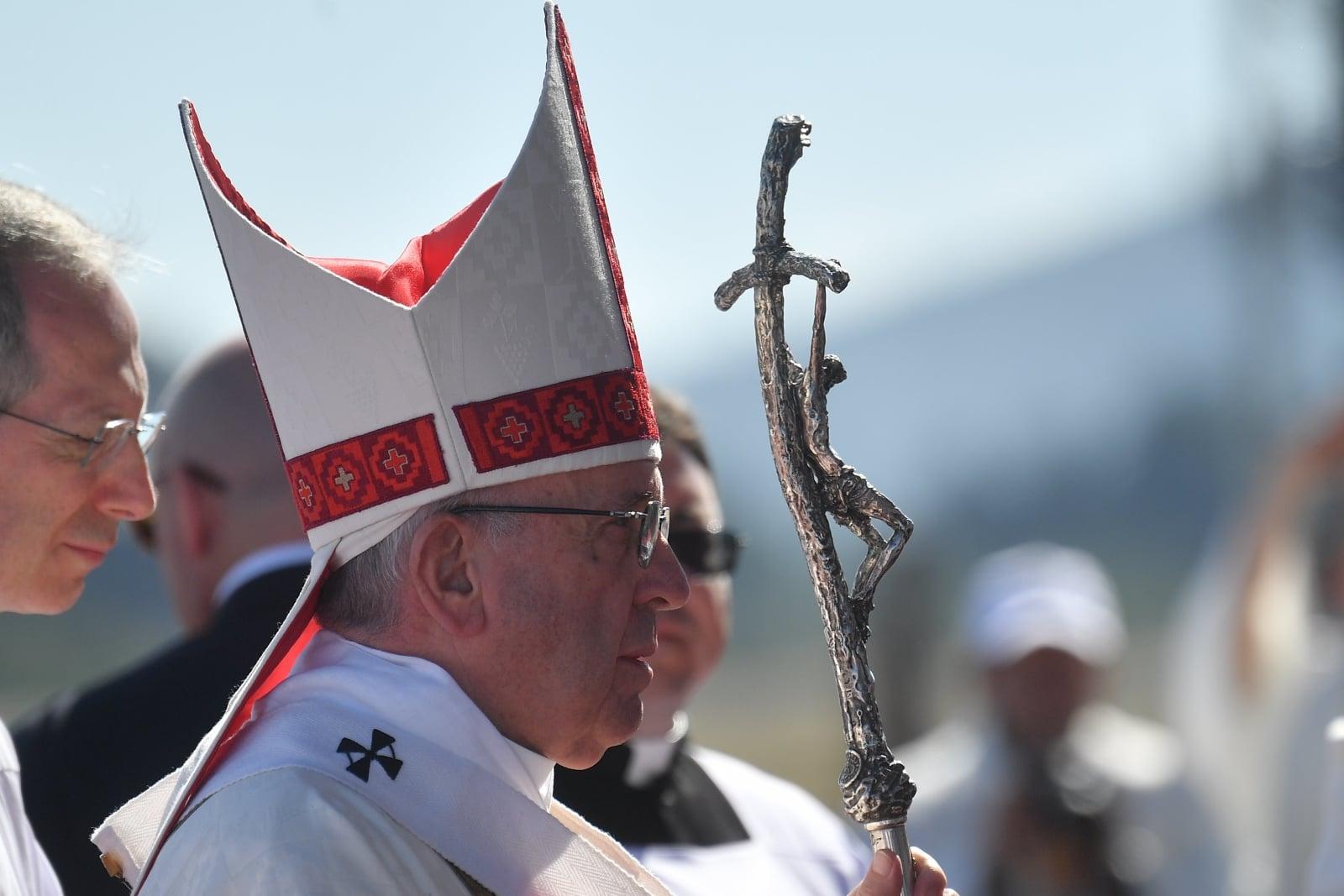 papież Franciszek Chile