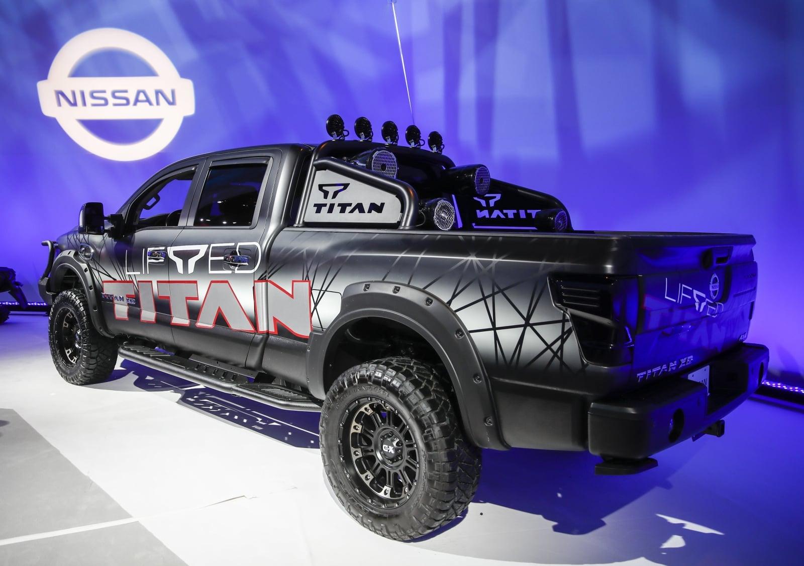 Auto Show w USA EPA/TANNEN MAURY