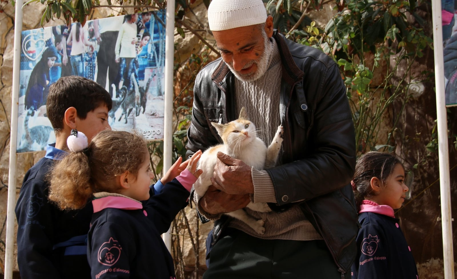 Syria, Aleppo. fot. EPA/AAREF