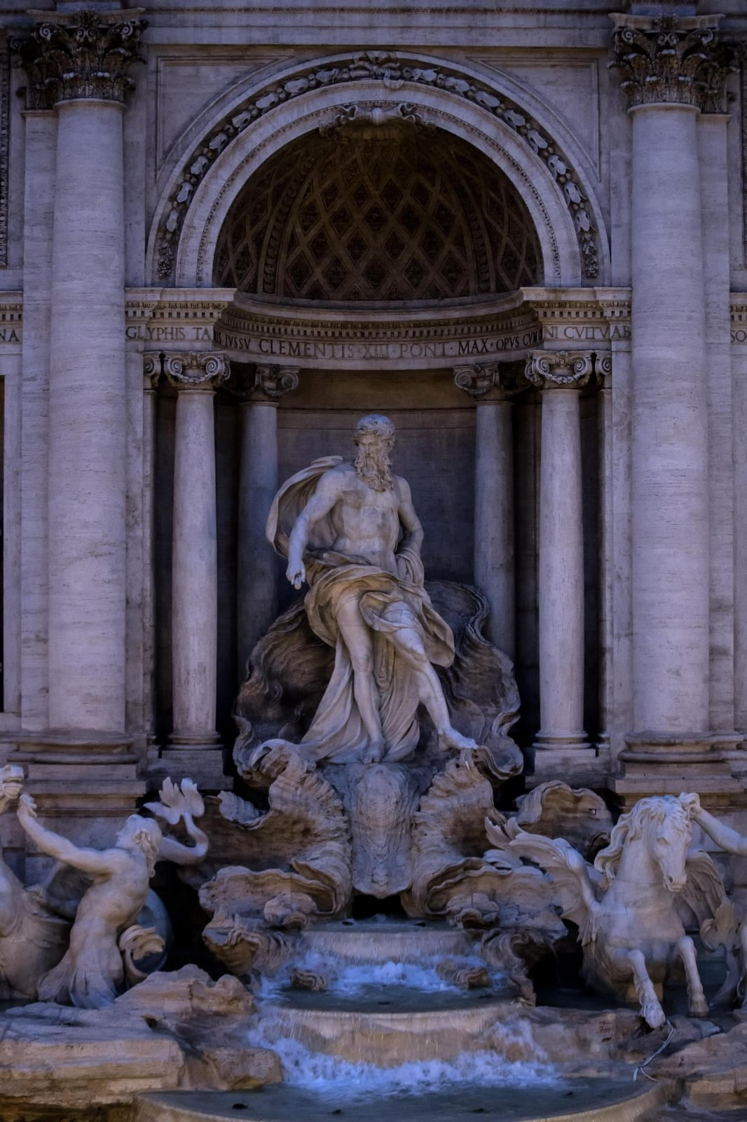 Rzym fot. EPA/ANGELO CARCONI