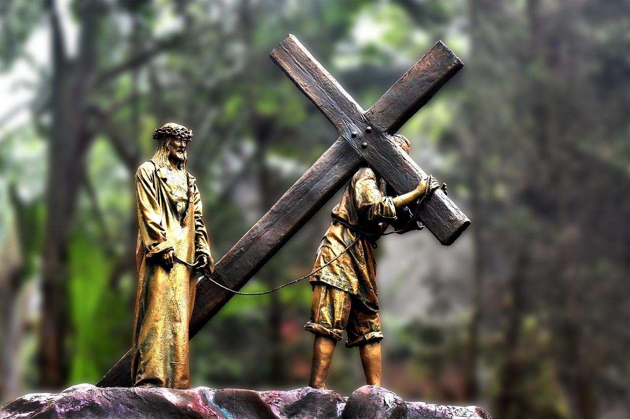 droga krzyżowa szymon z Cyreny