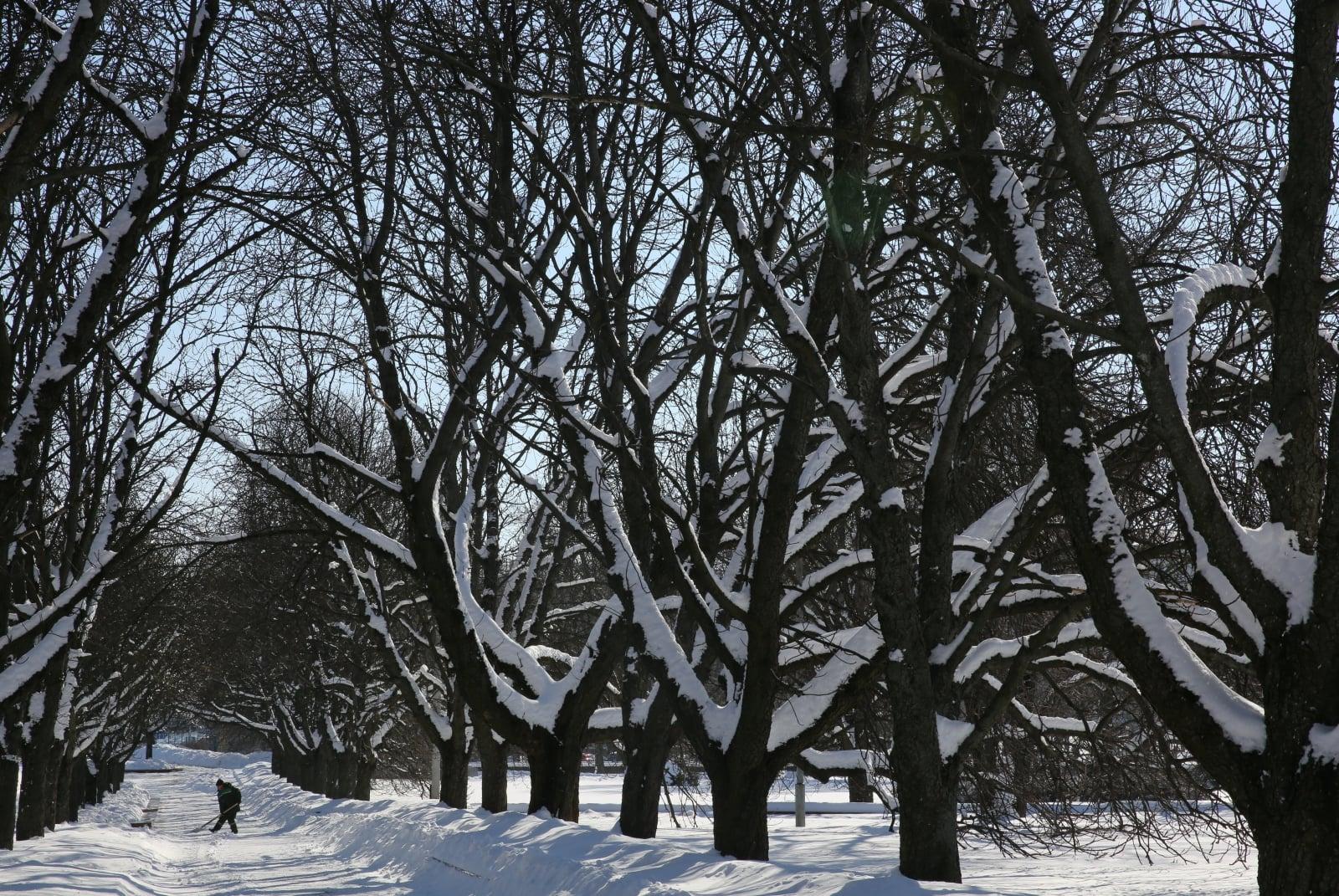 Aktualna pogoda na Białorusi