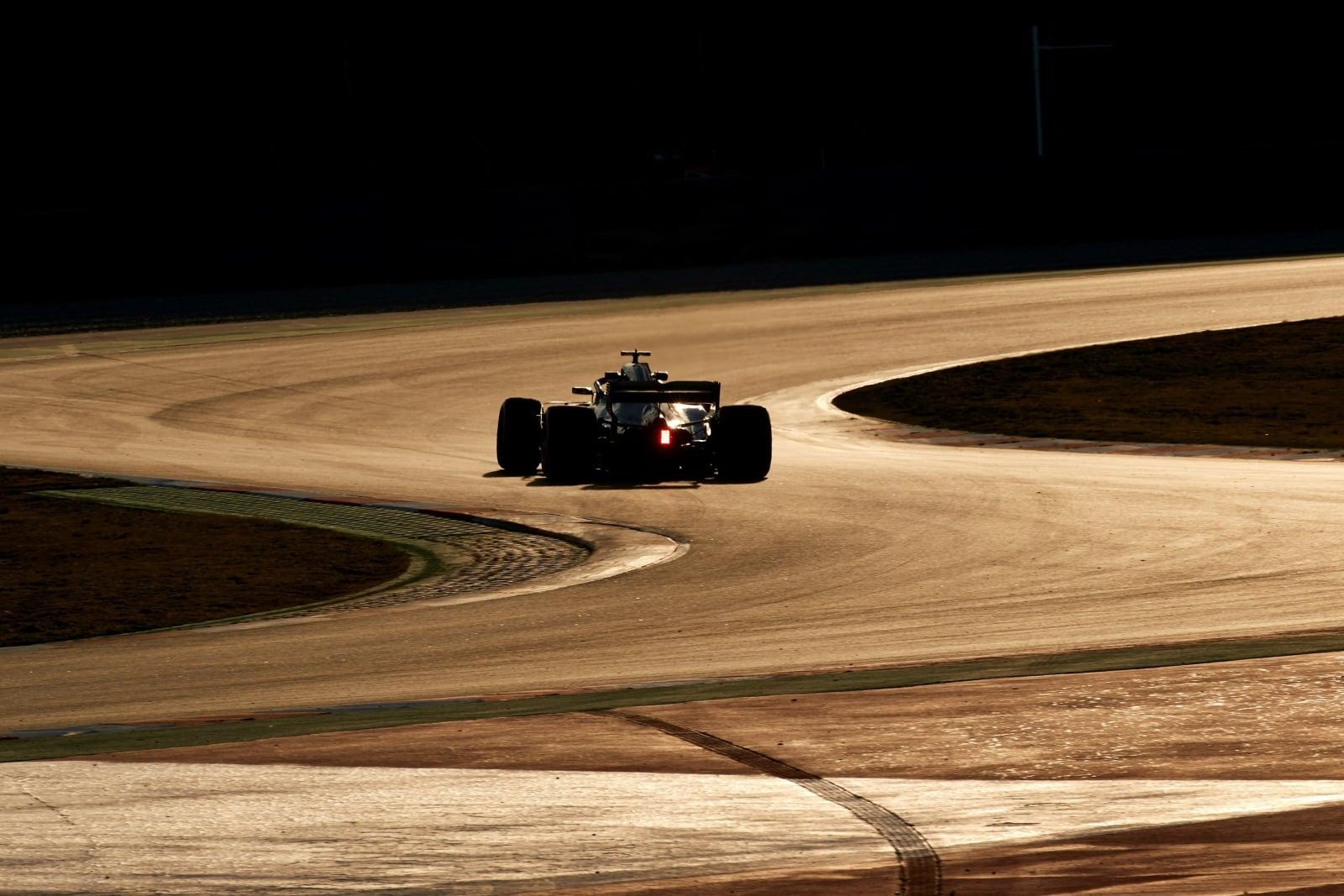 Hiszpania. Przedsezonowe testy F1. fot. EPA/ALEJANDRO GARCIA