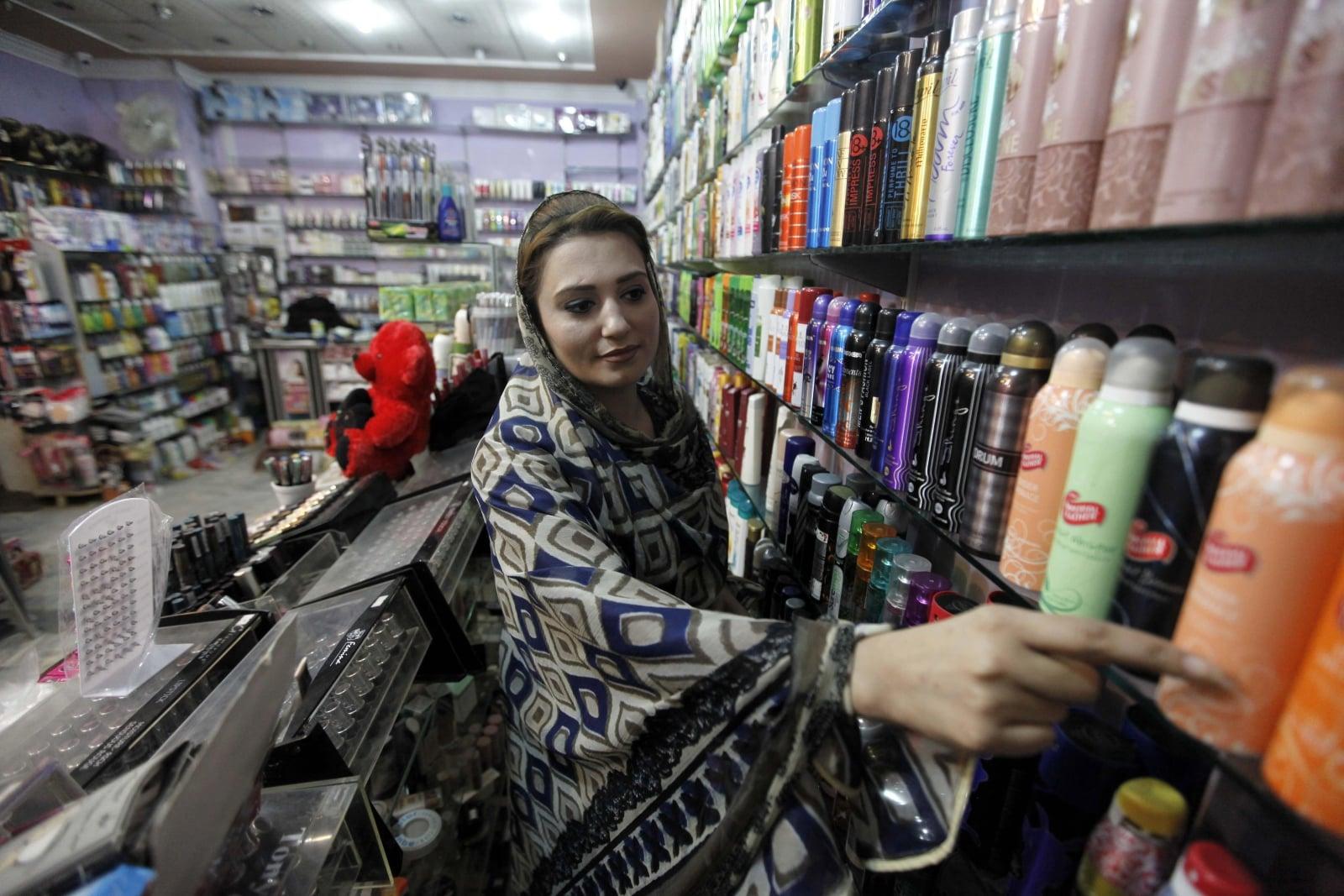 Dzień Kobiet w Pakistanie. fot. EPA/BILAWAL ARBAB