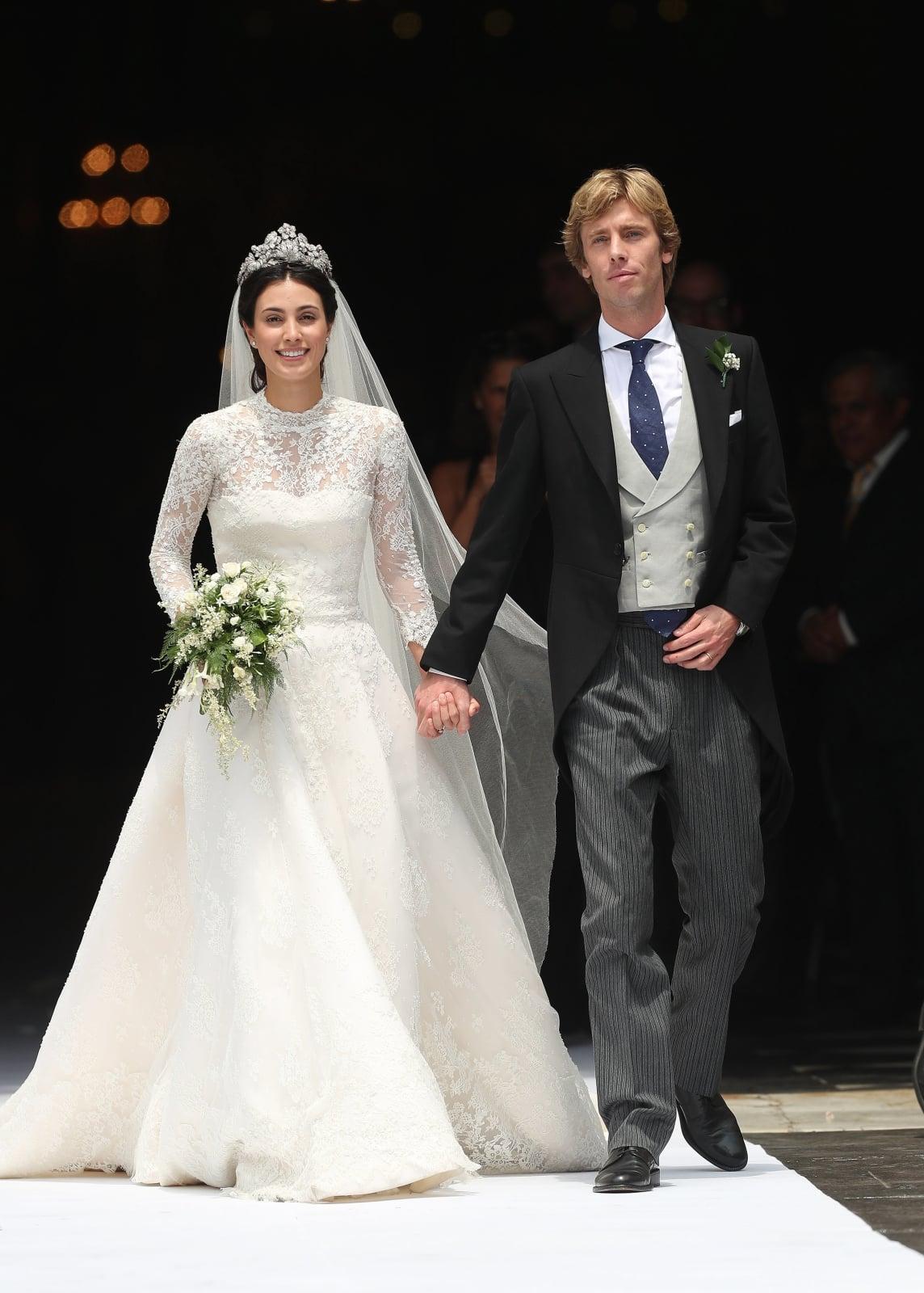 Ślub księcia Christiana EPA/ERNESTO ARIAS