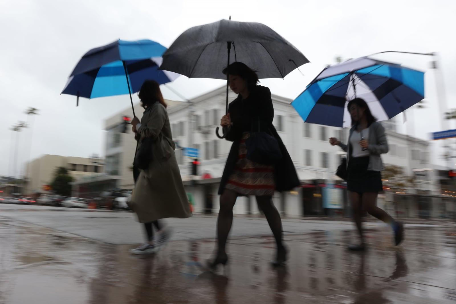 Pogoda w USA fot. EPA/ANDREW GOMBERT