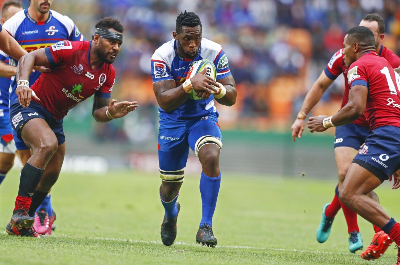 Zawody Rugby w Południowej Afryce