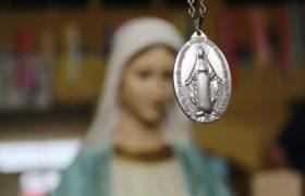 cudowny medalik Maryja
