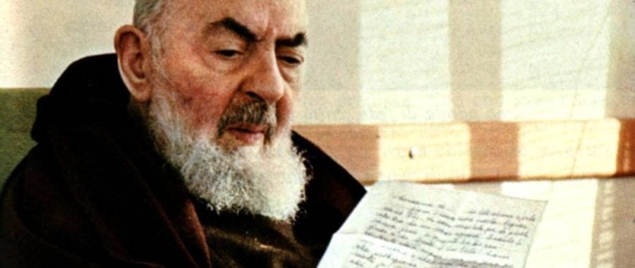 Ojciec Pio listy pocieszenie