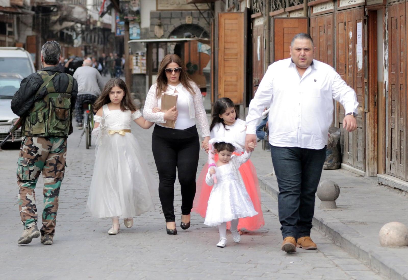 Damaszek, Syria, fot. PAP